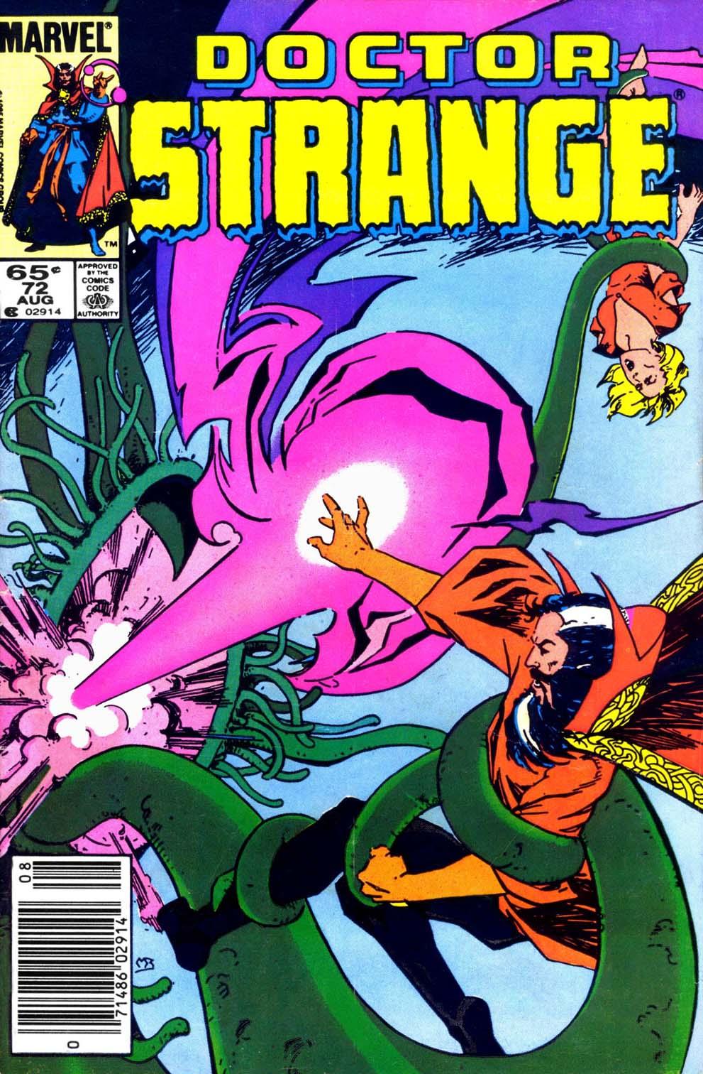 Doctor Strange (1974) 72 Page 1