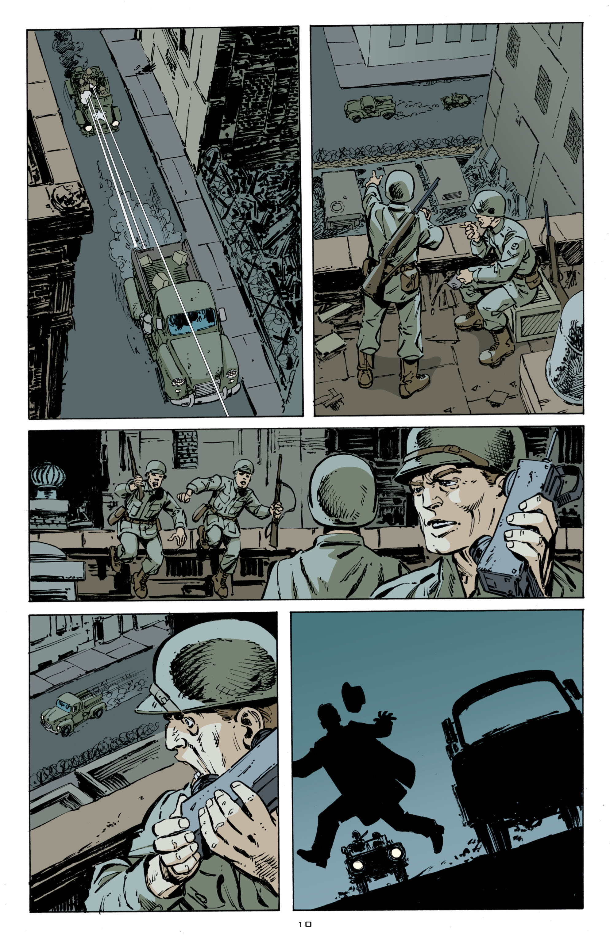 Read online Cold War comic -  Issue # TPB - 18
