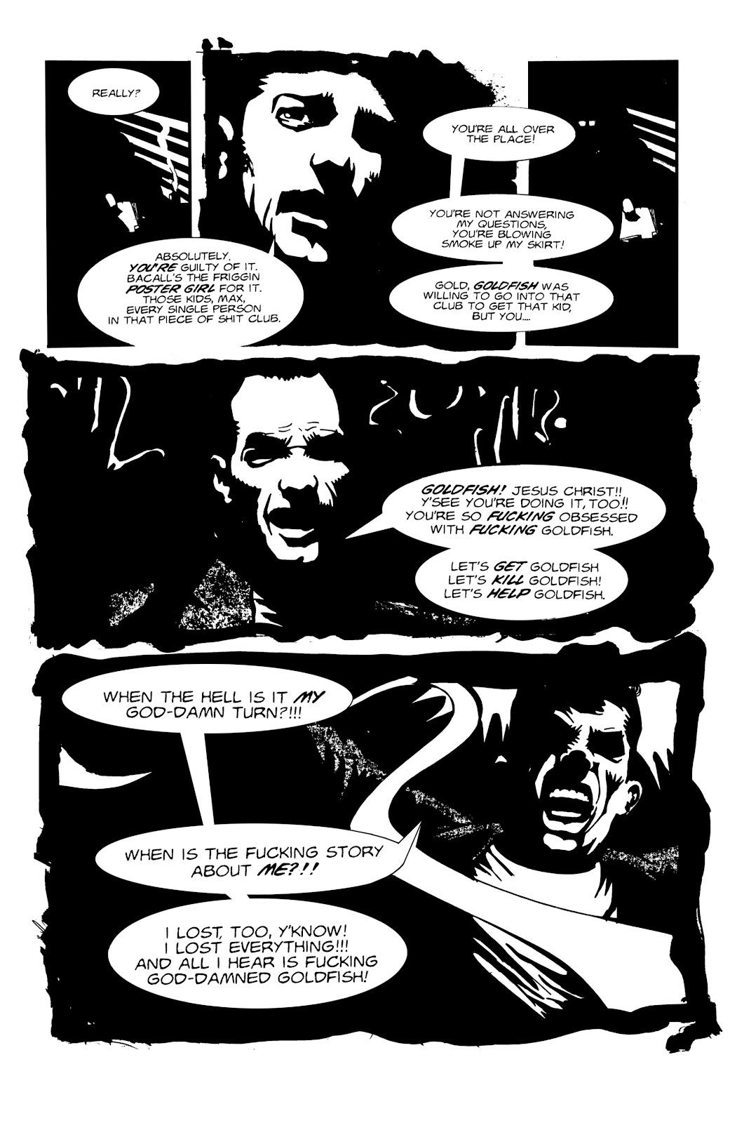 Read online Goldfish comic -  Issue # TPB (Part 3) - 22