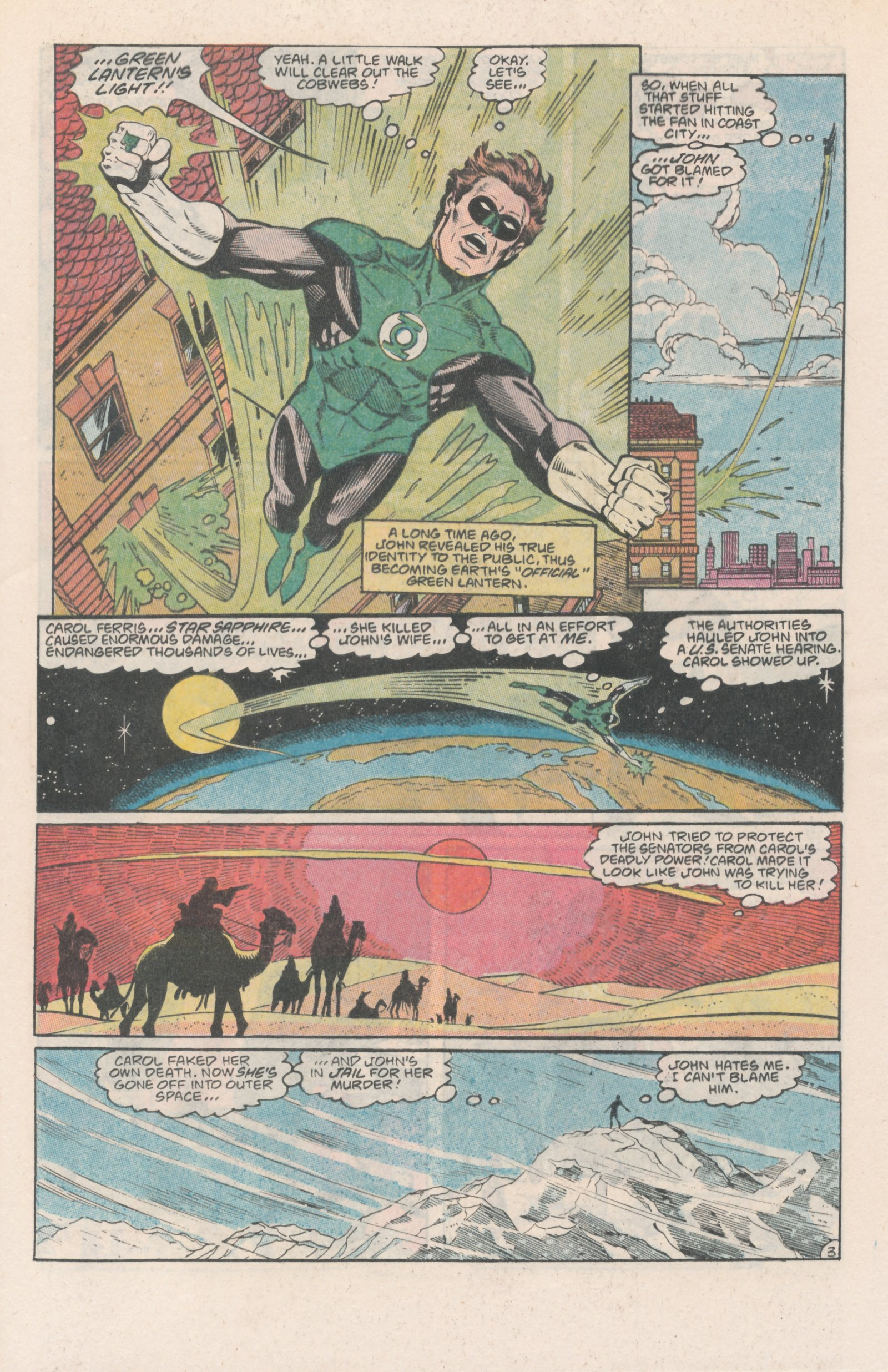 Read online Action Comics (1938) comic -  Issue #607 - 5