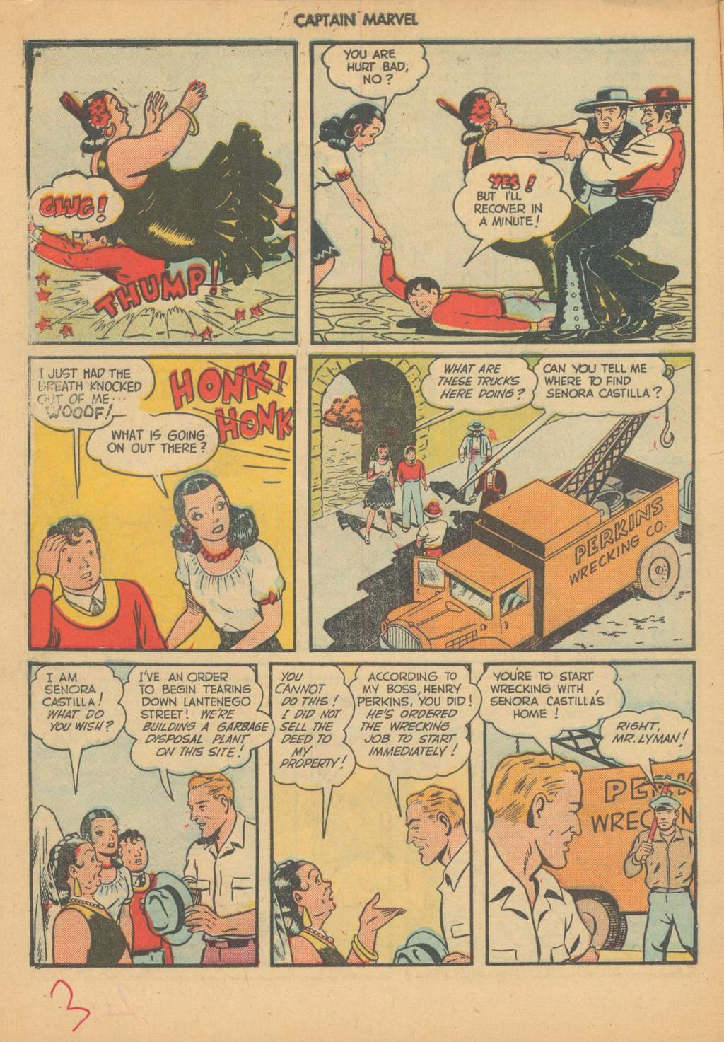 Captain Marvel Adventures issue 63 - Page 6