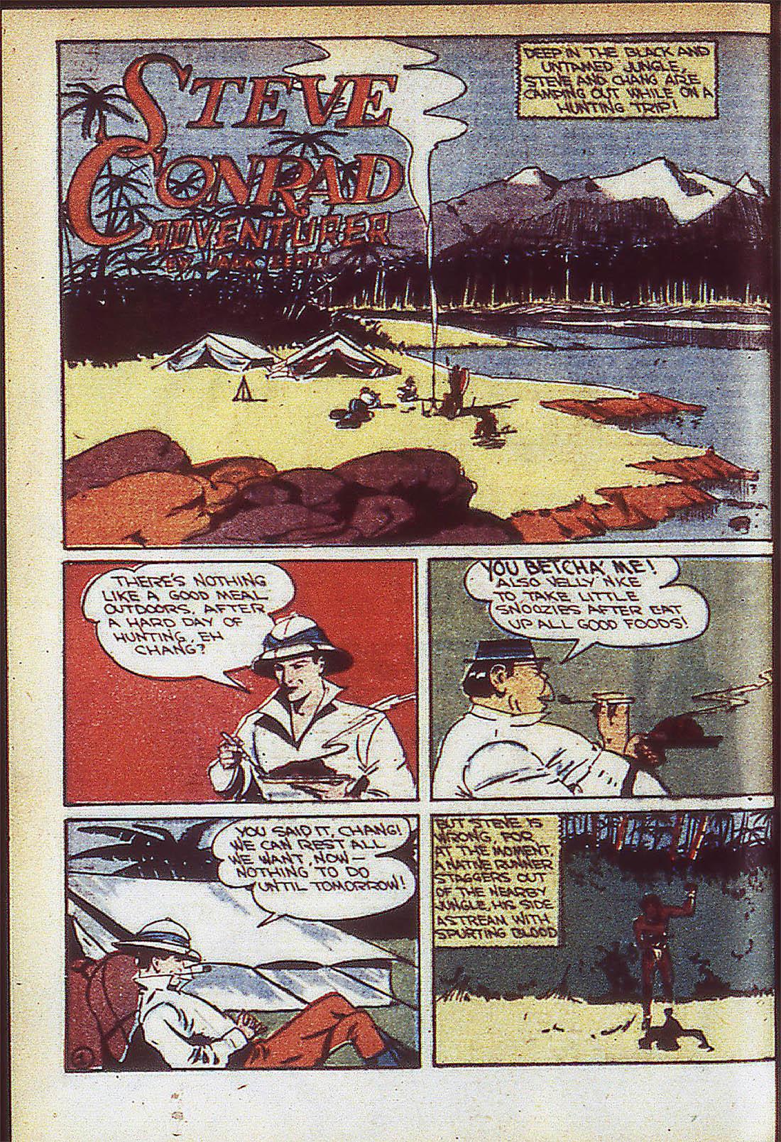 Read online Adventure Comics (1938) comic -  Issue #59 - 49