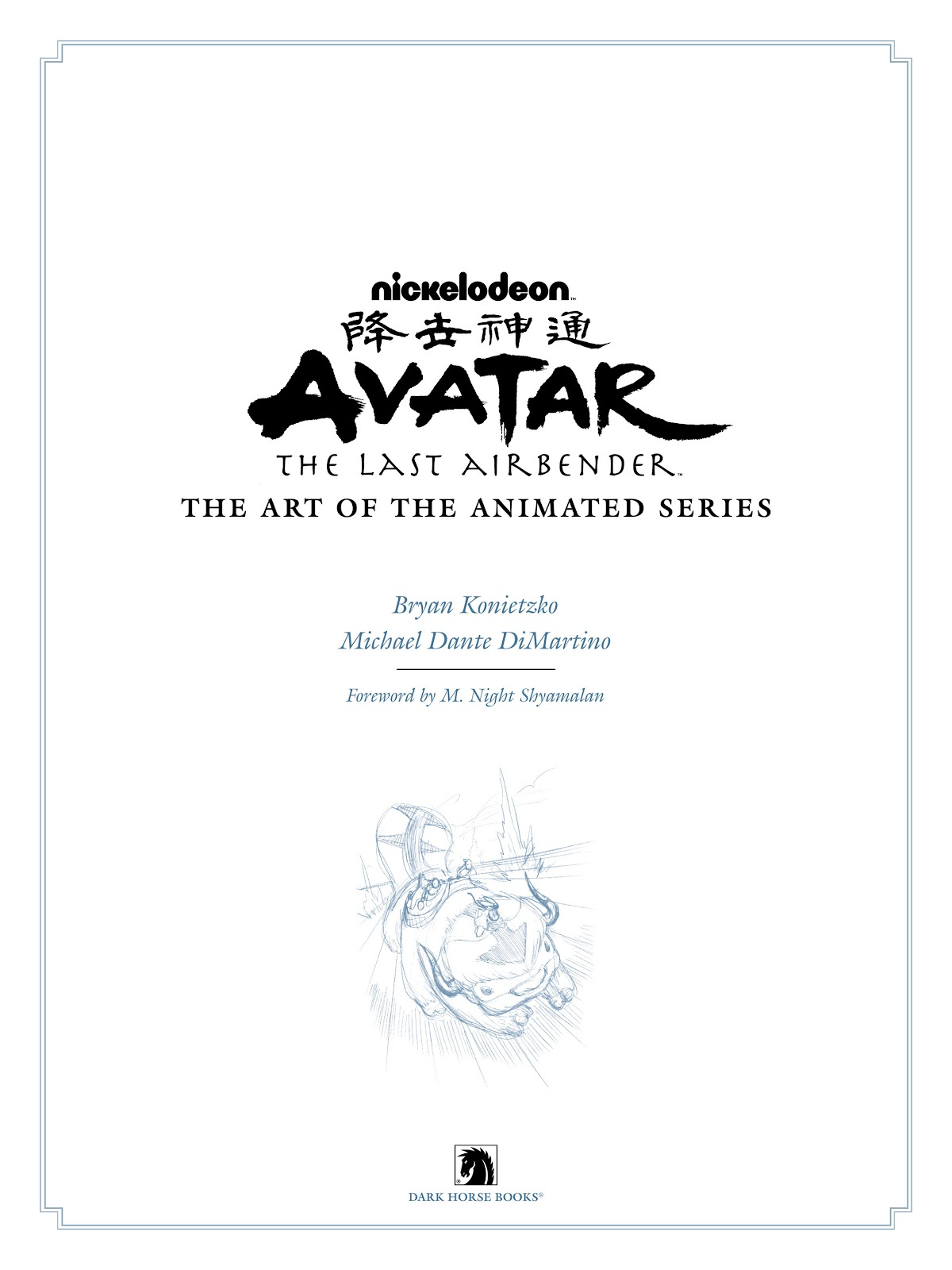 Read online Avatar: The Last Airbender - The Art of the Animated Series comic -  Issue # TPB (Part 1) - 6