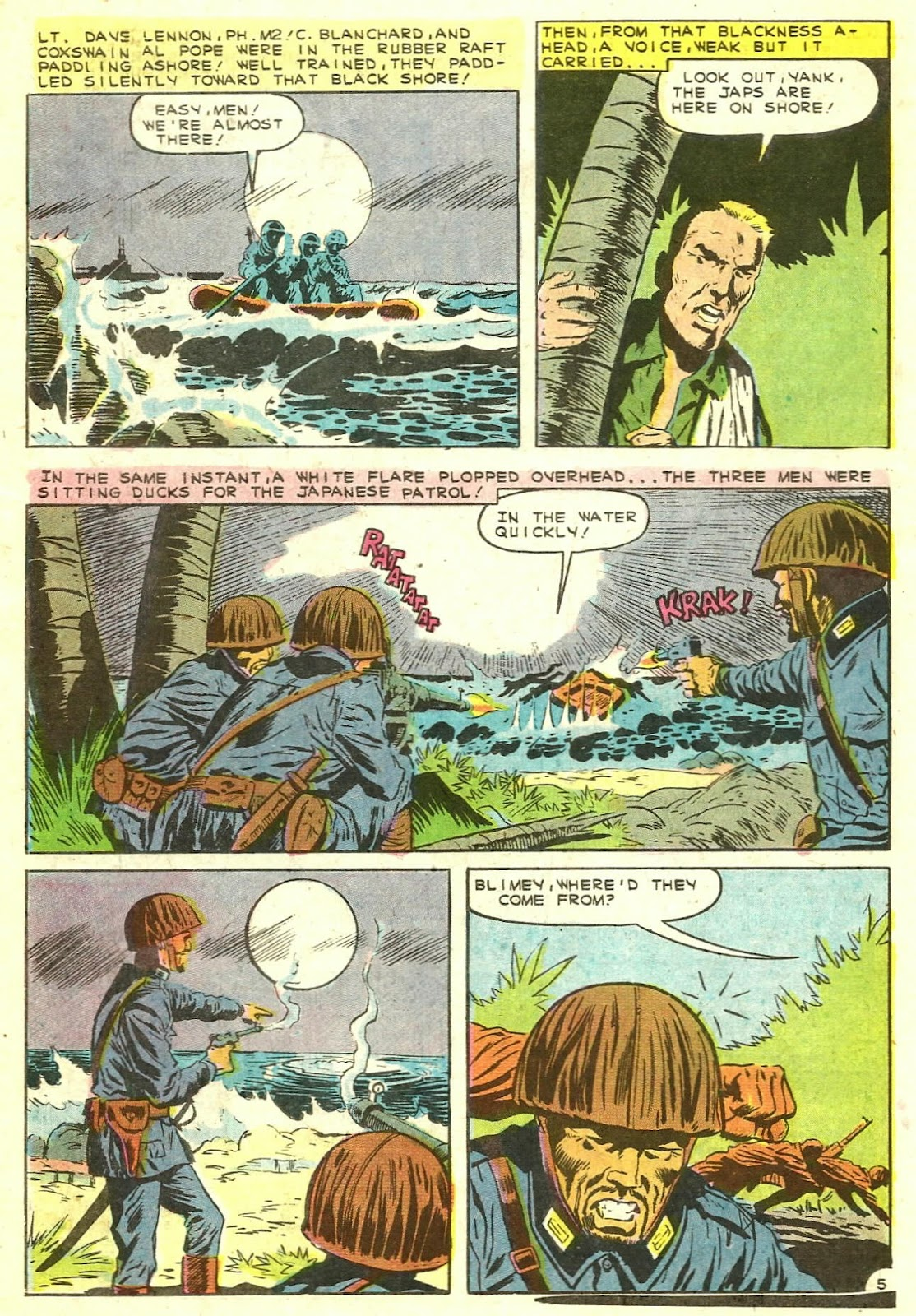 Read online Fightin' Navy comic -  Issue #130 - 8