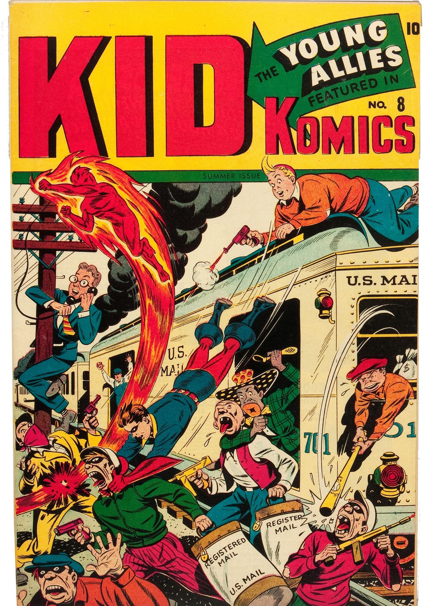 Kid Komics 8 Page 1