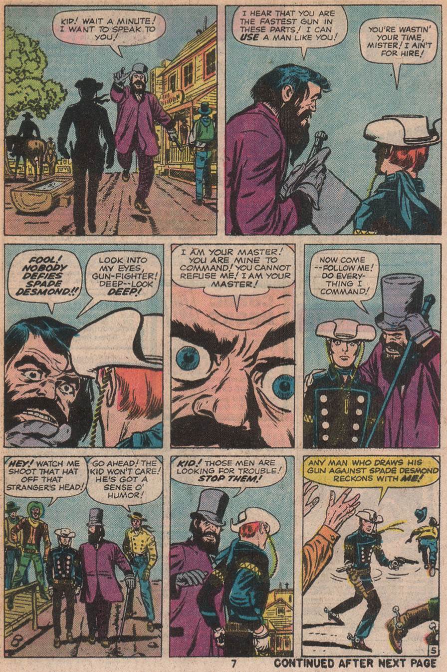 The Rawhide Kid (1955) issue 134 - Page 9