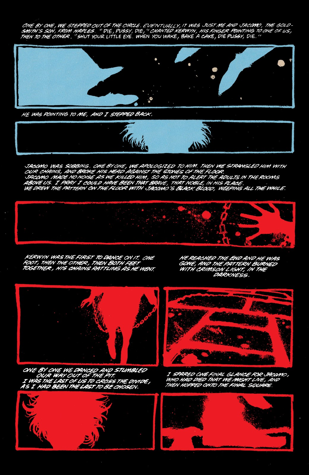 Read online The Children's Crusade comic -  Issue # _TPB (Part 1) - 51