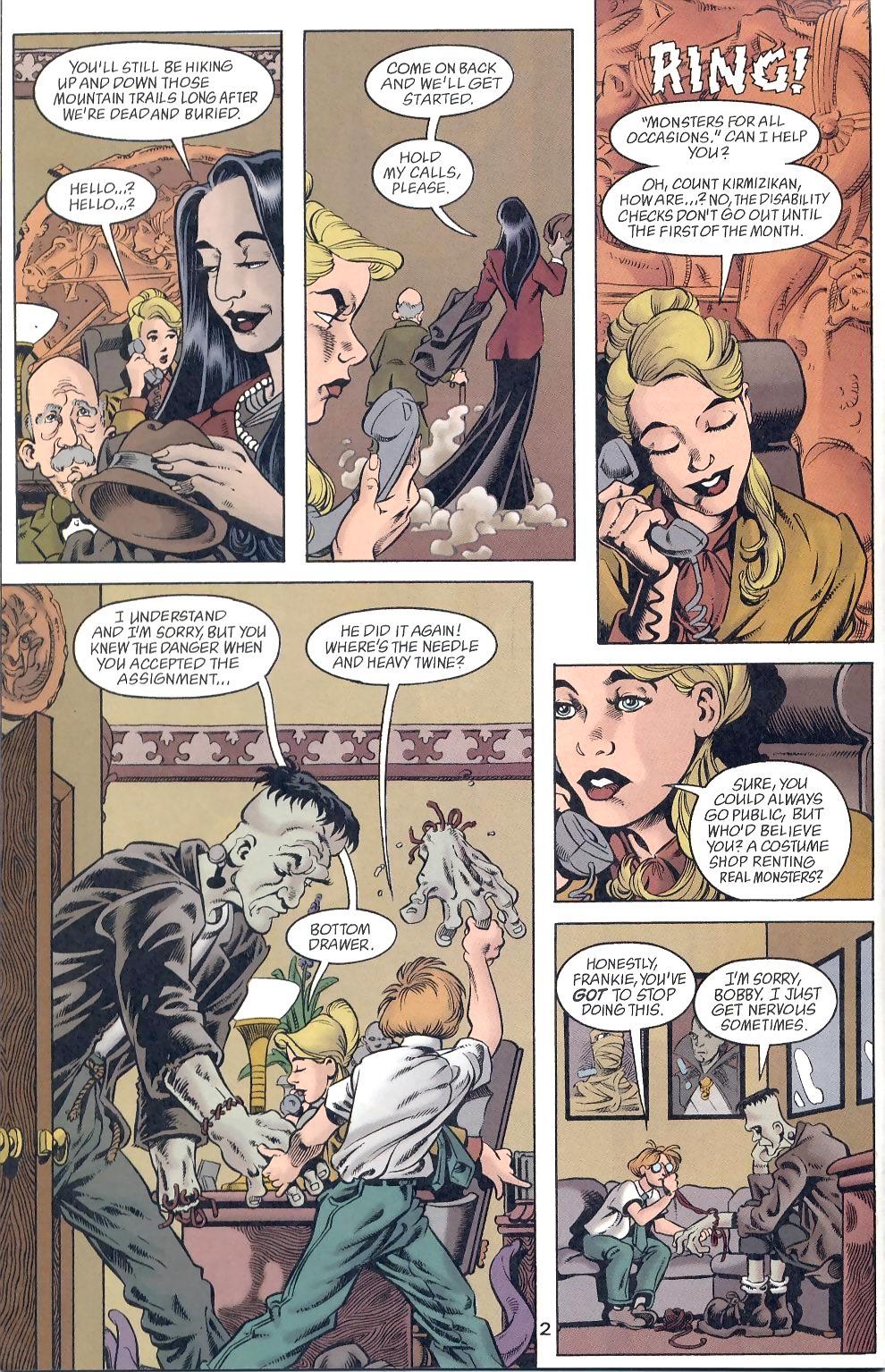 Read online Flinch comic -  Issue #7 - 17