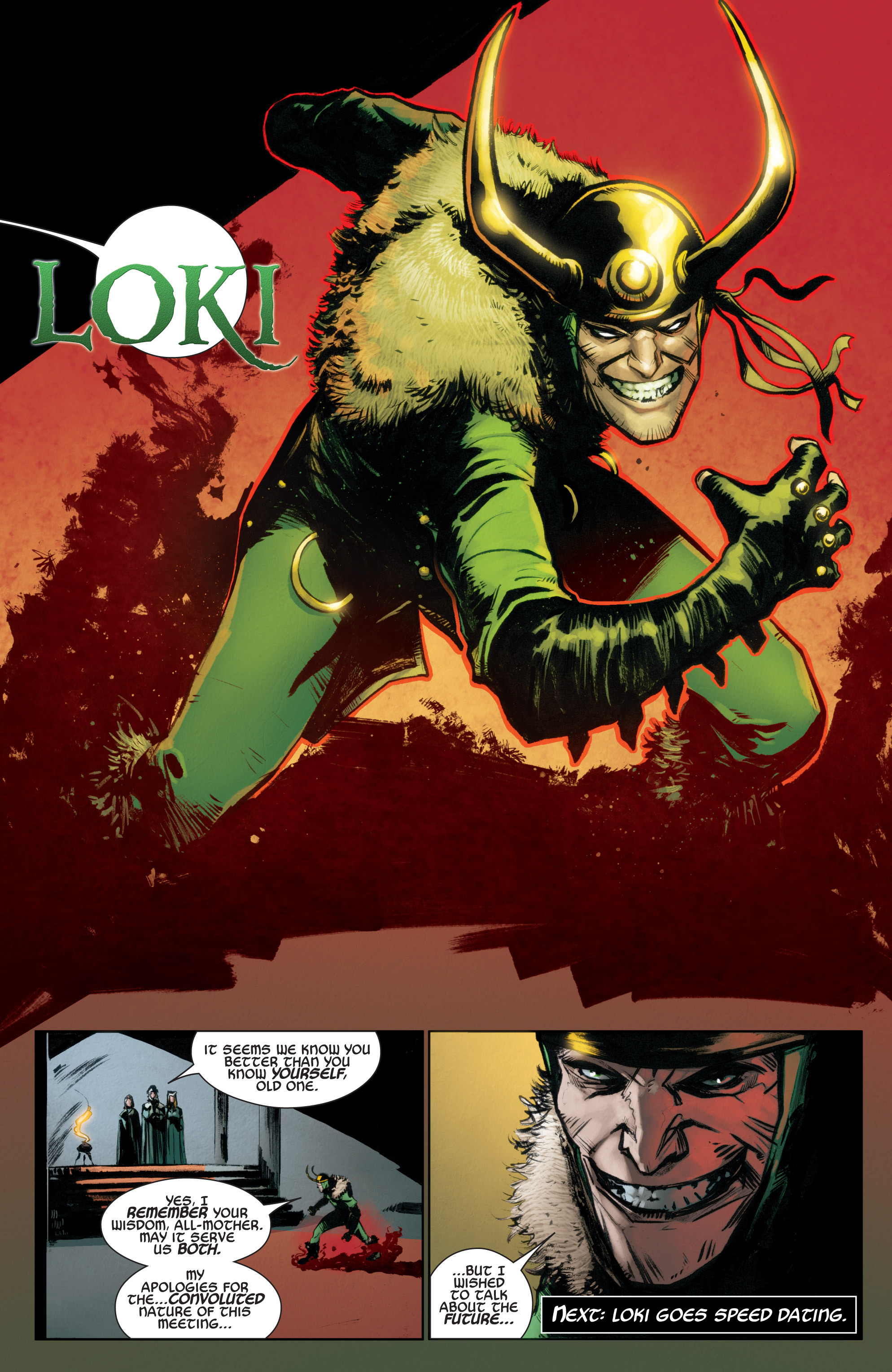 Loki: Agent of Asgard 1 Page 23