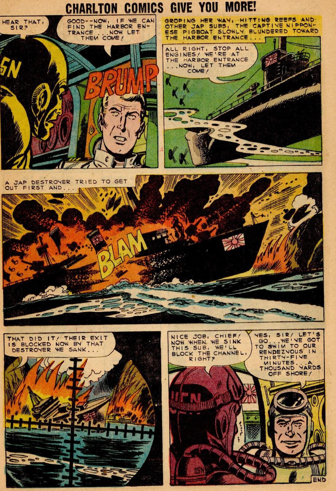 Read online Fightin' Navy comic -  Issue #90 - 17