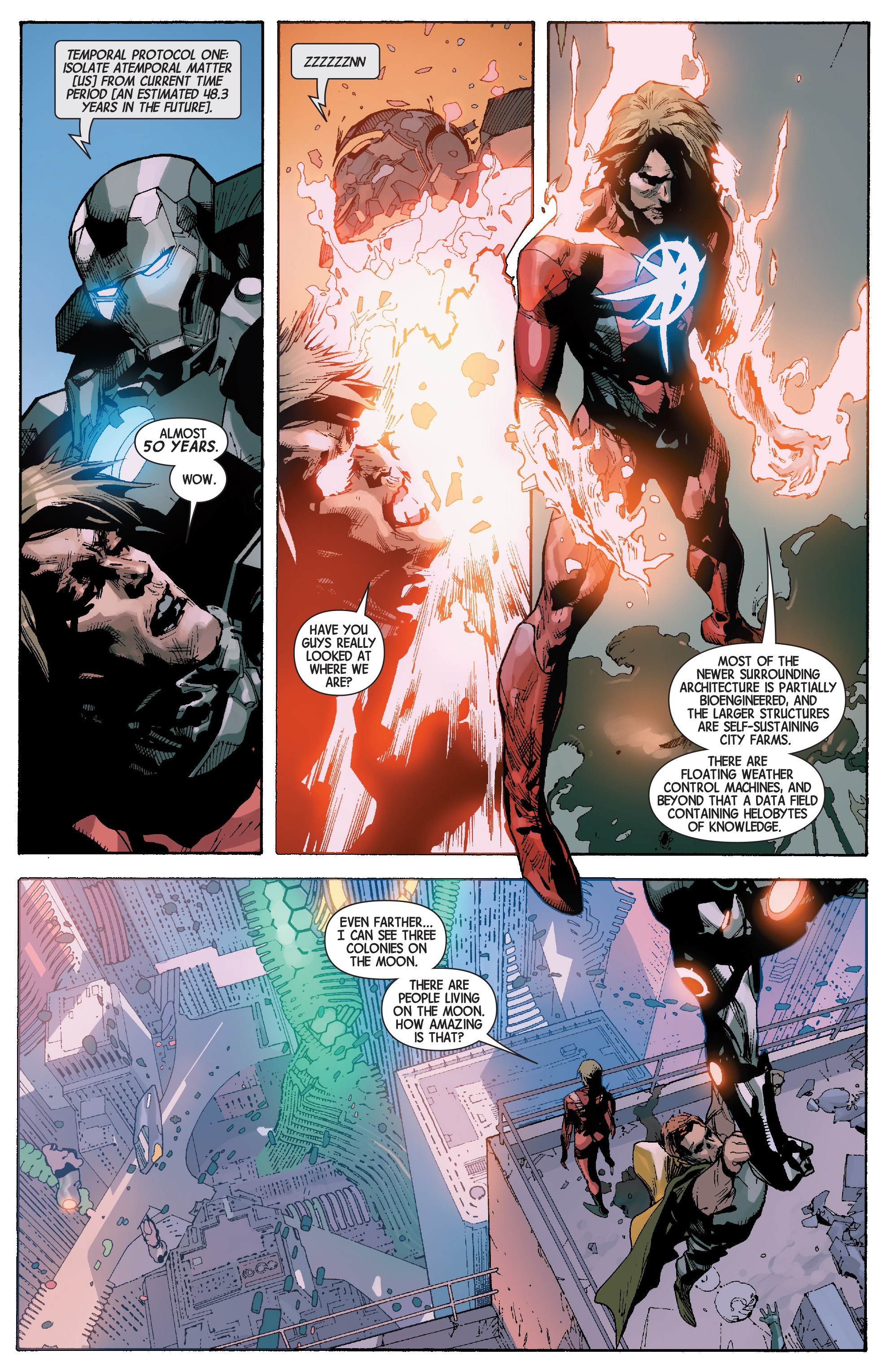 Read online Avengers (2013) comic -  Issue #Avengers (2013) _TPB 6 - 39