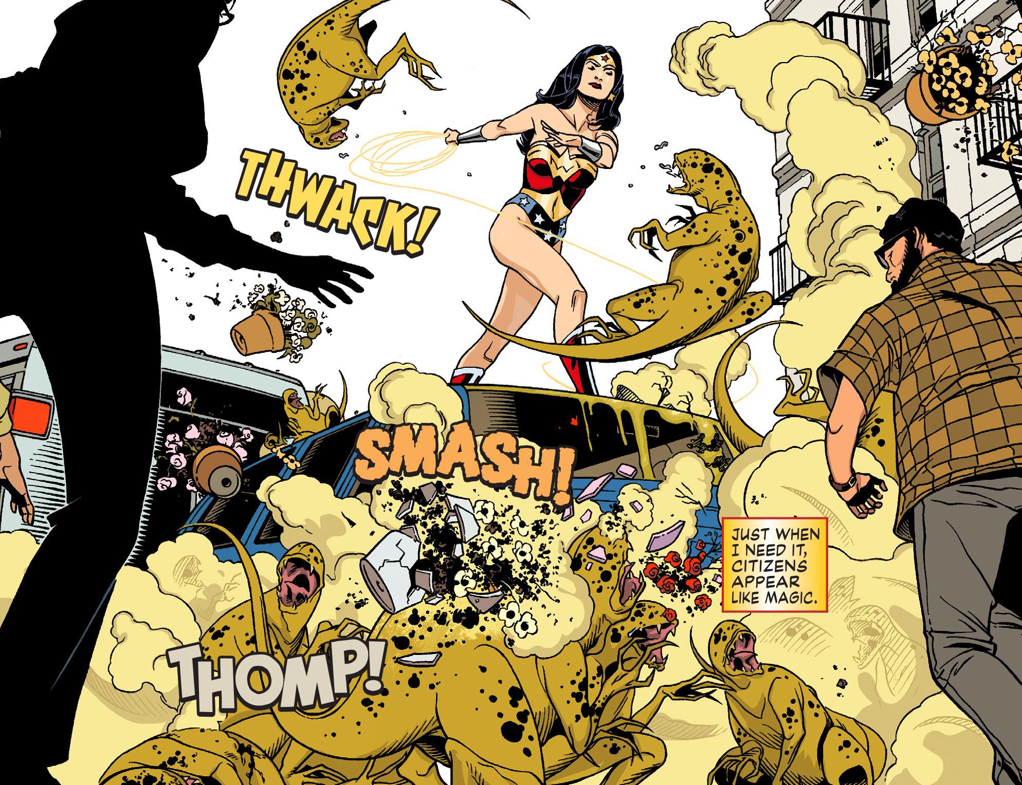 Read online Sensation Comics Featuring Wonder Woman comic -  Issue #27 - 12