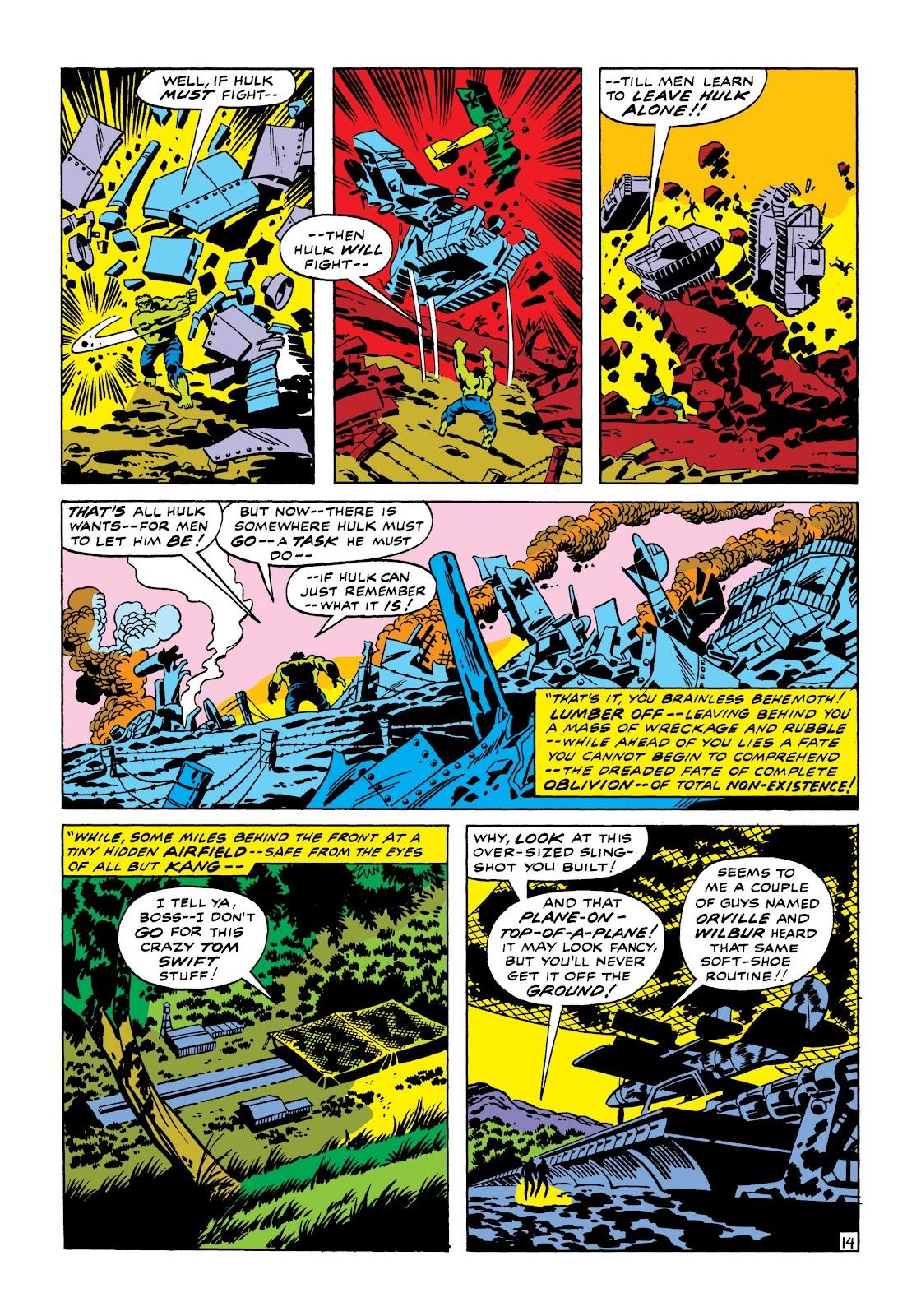 Read online Marvel Masterworks: The Incredible Hulk comic -  Issue # TPB 7 (Part 1) - 20