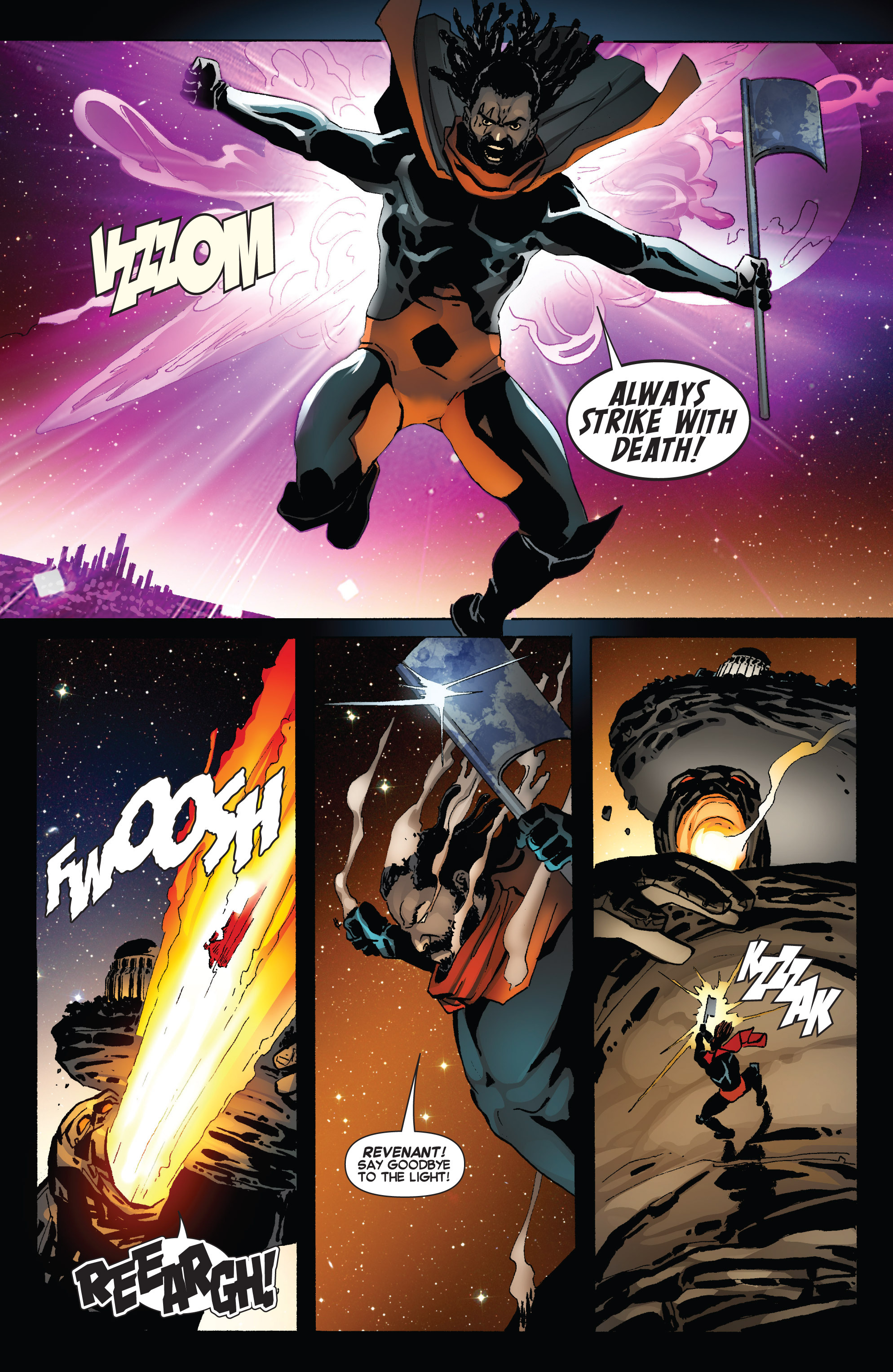 Read online Uncanny X-Force (2013) comic -  Issue #15 - 7
