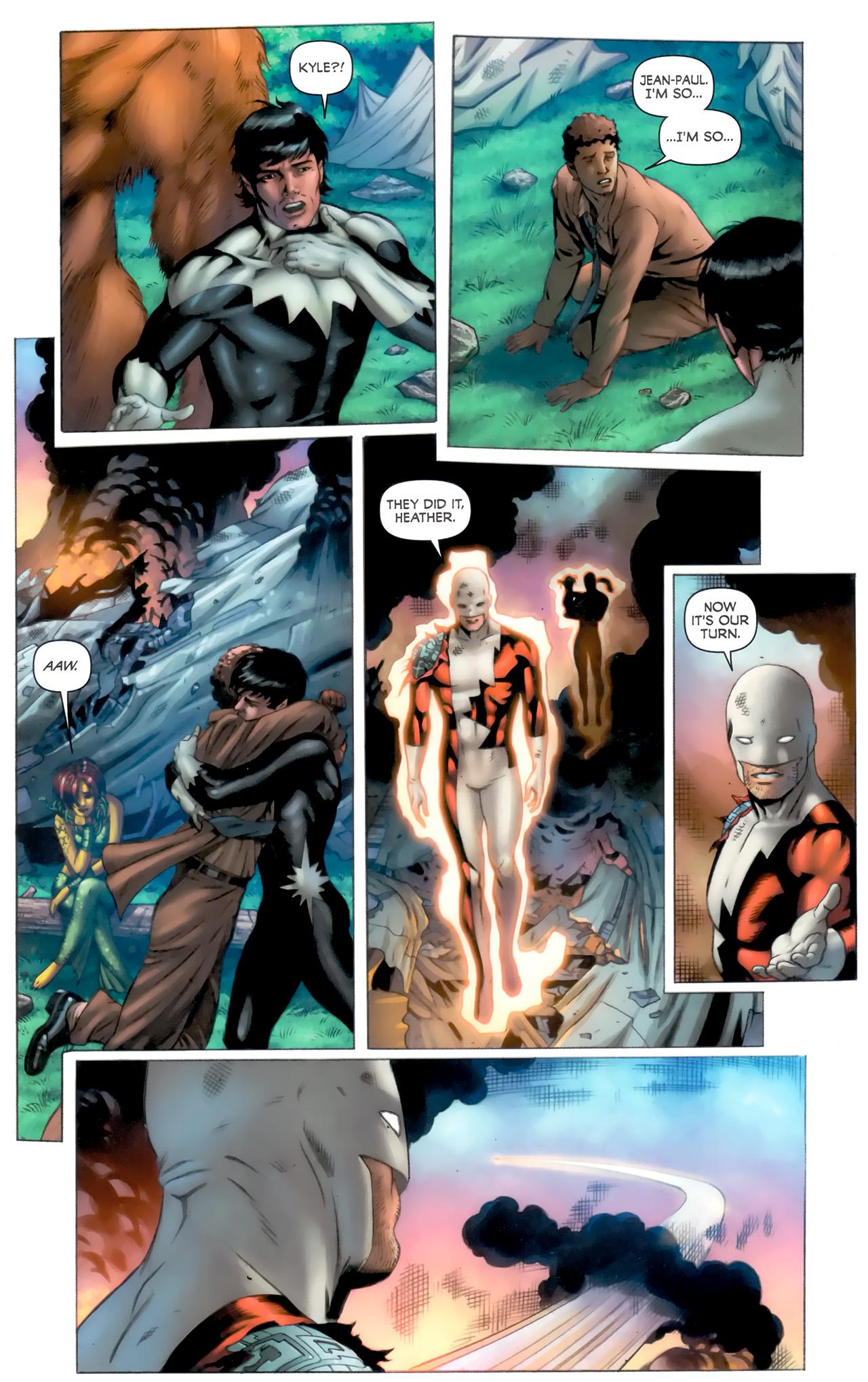 Read online Alpha Flight (2011) comic -  Issue #8 - 20