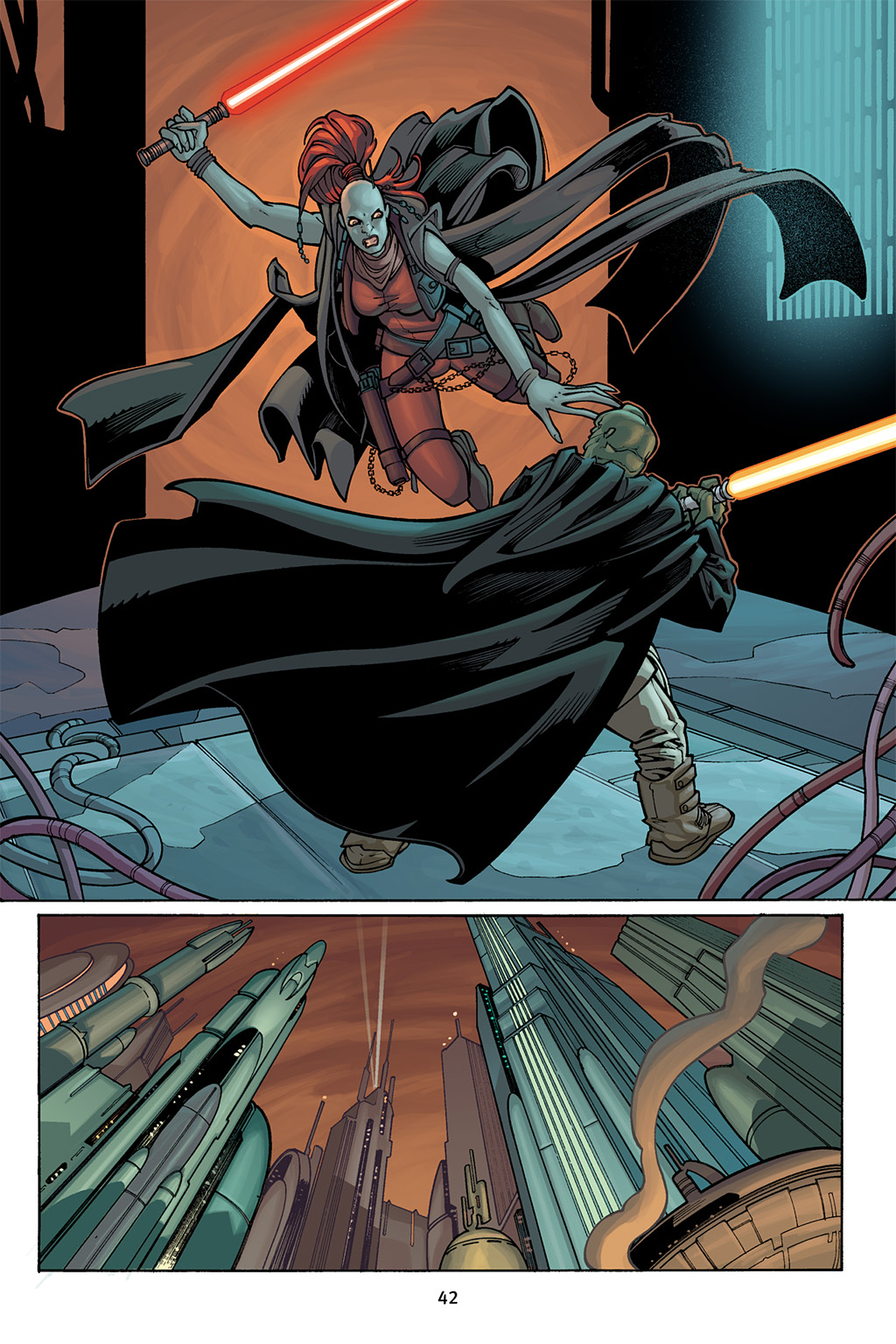 Read online Star Wars Omnibus comic -  Issue # Vol. 10 - 41