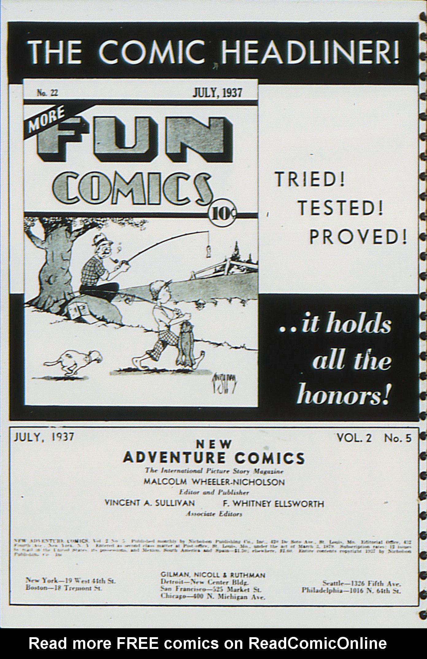 Read online Adventure Comics (1938) comic -  Issue #17 - 3