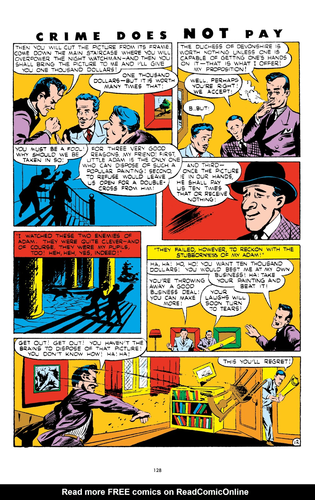 Read online Crime Does Not Pay Archives comic -  Issue # TPB 5 (Part 2) - 28