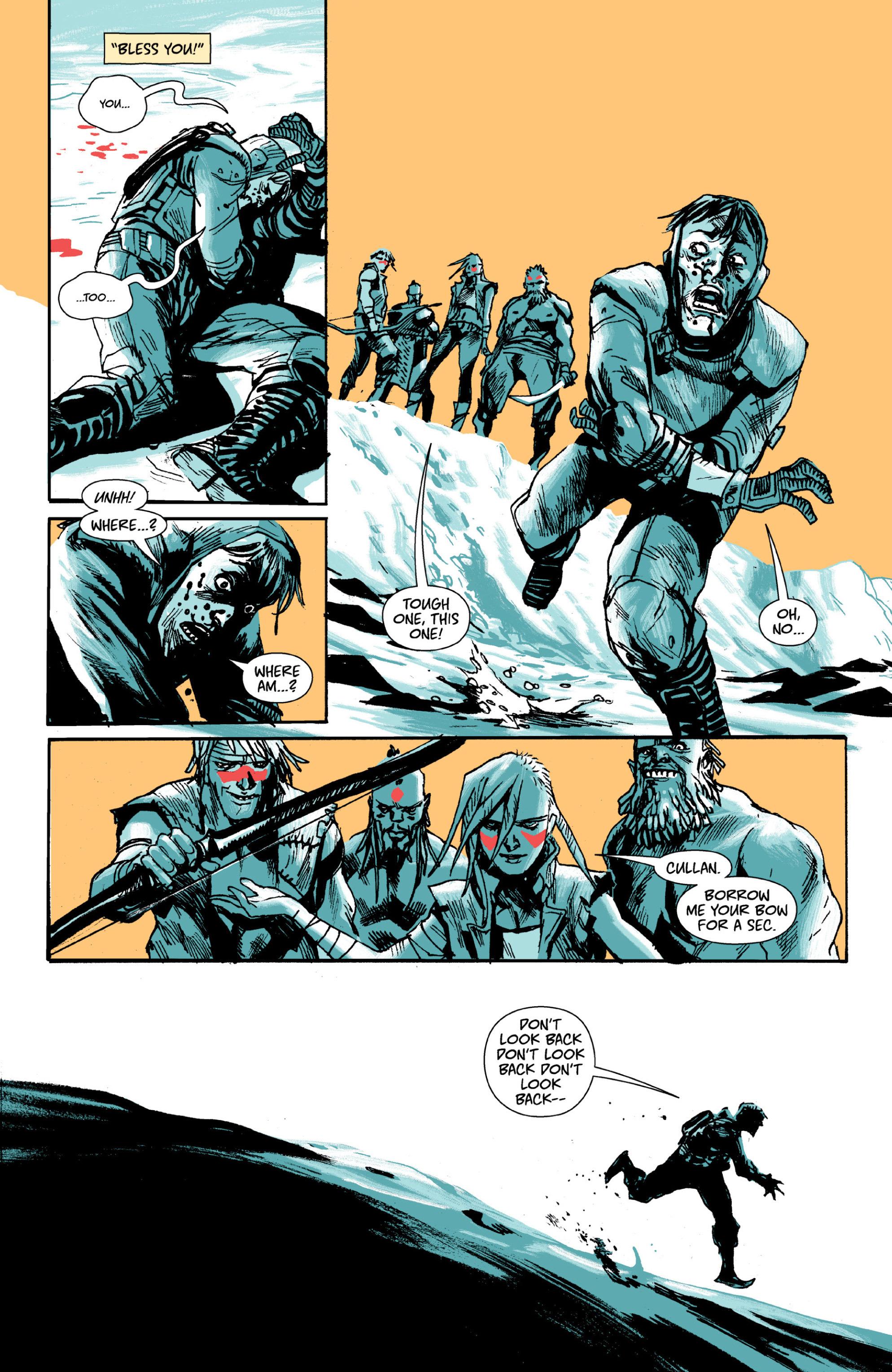 Read online Ei8ht comic -  Issue # TPB - 18
