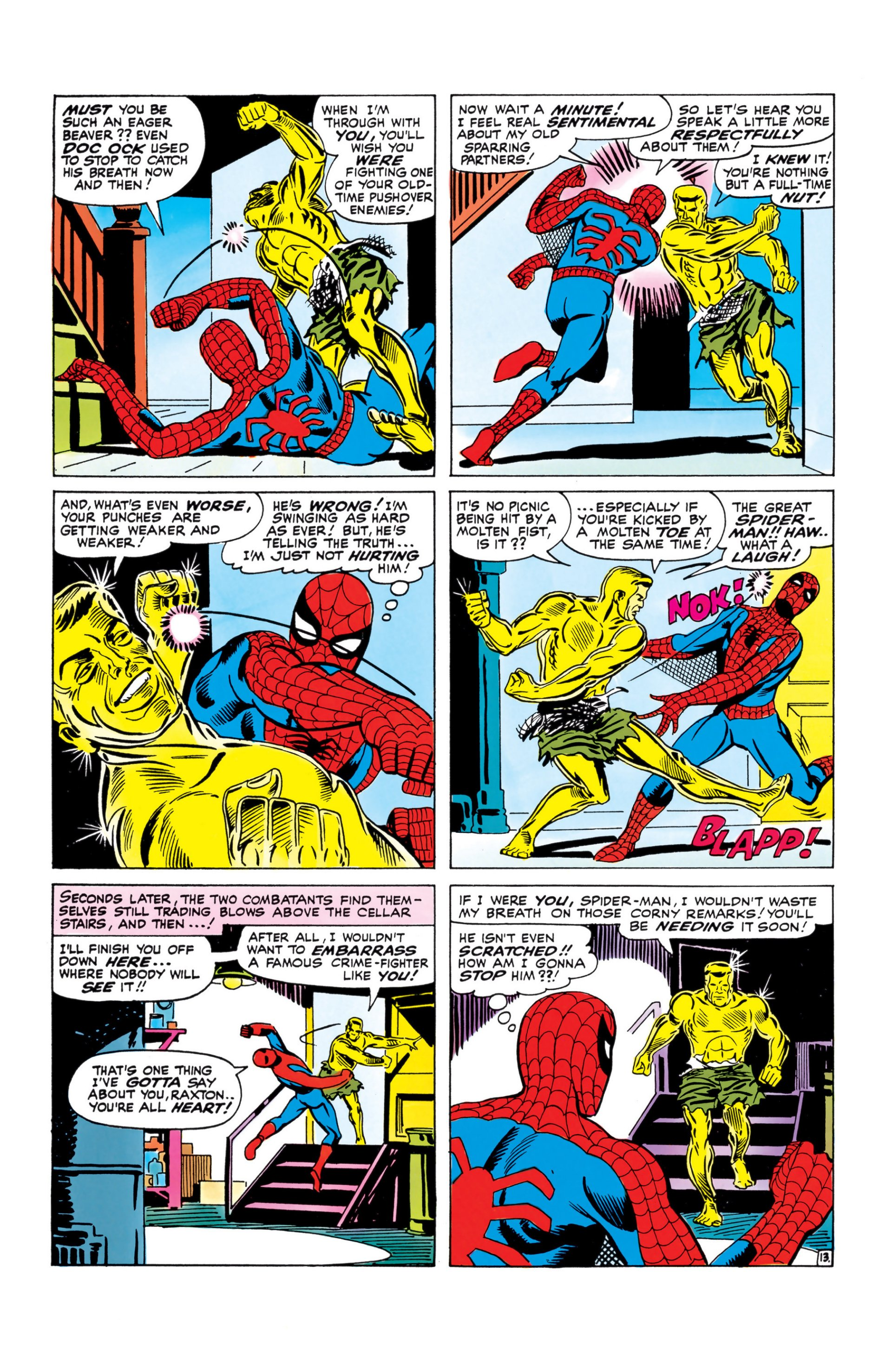 The Amazing Spider-Man (1963) 28 Page 13