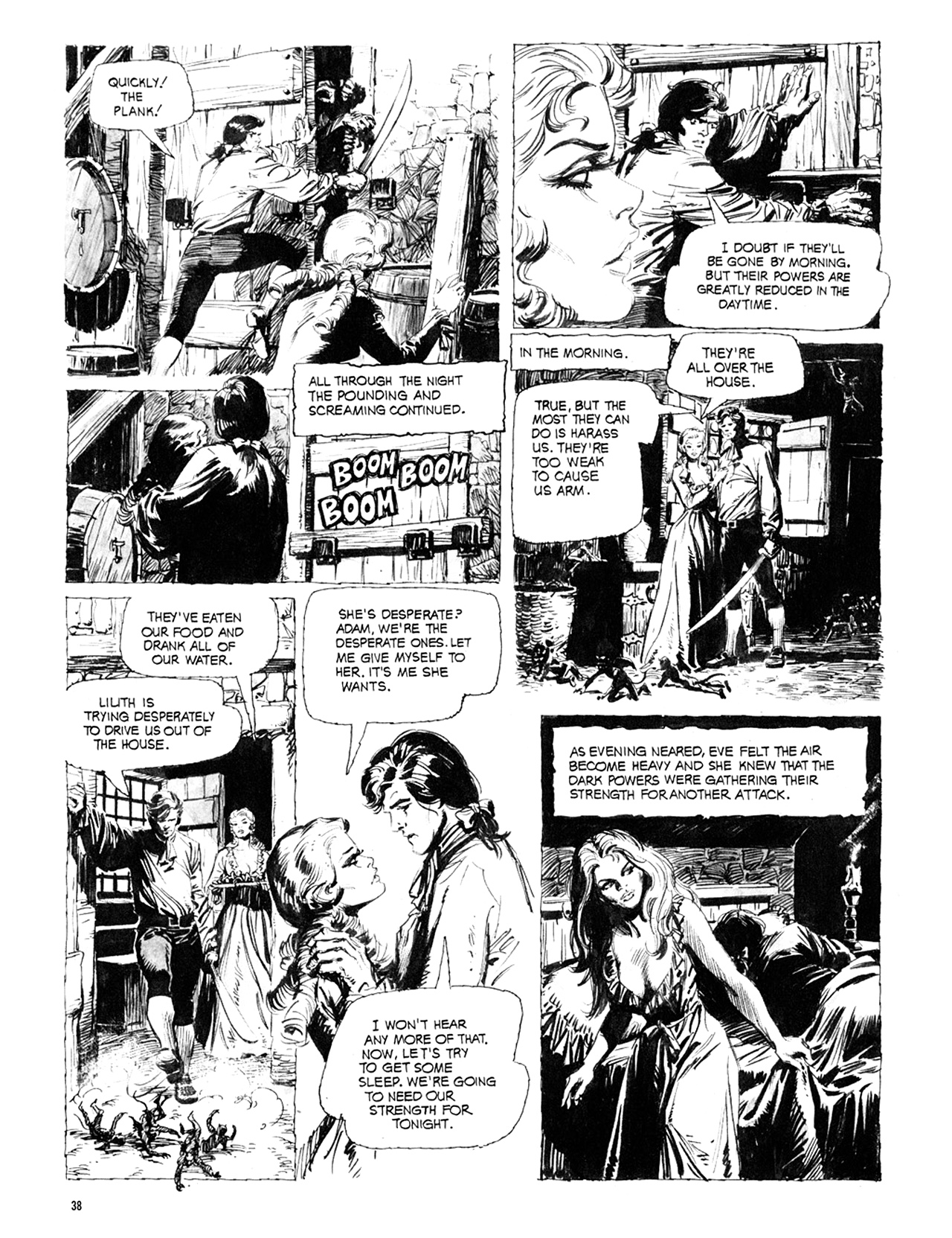 Read online Eerie Archives comic -  Issue # TPB 10 - 39