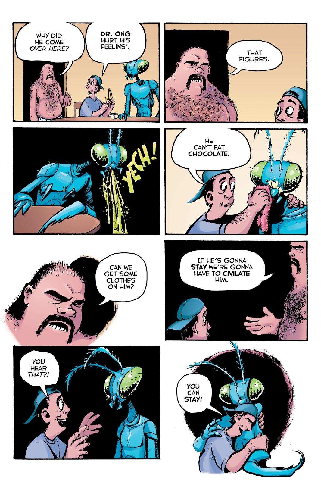 Read online Creature Tech (2019) comic -  Issue # TPB (Part 2) - 1