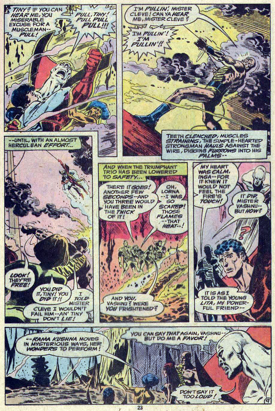 Read online Adventure Comics (1938) comic -  Issue #460 - 23