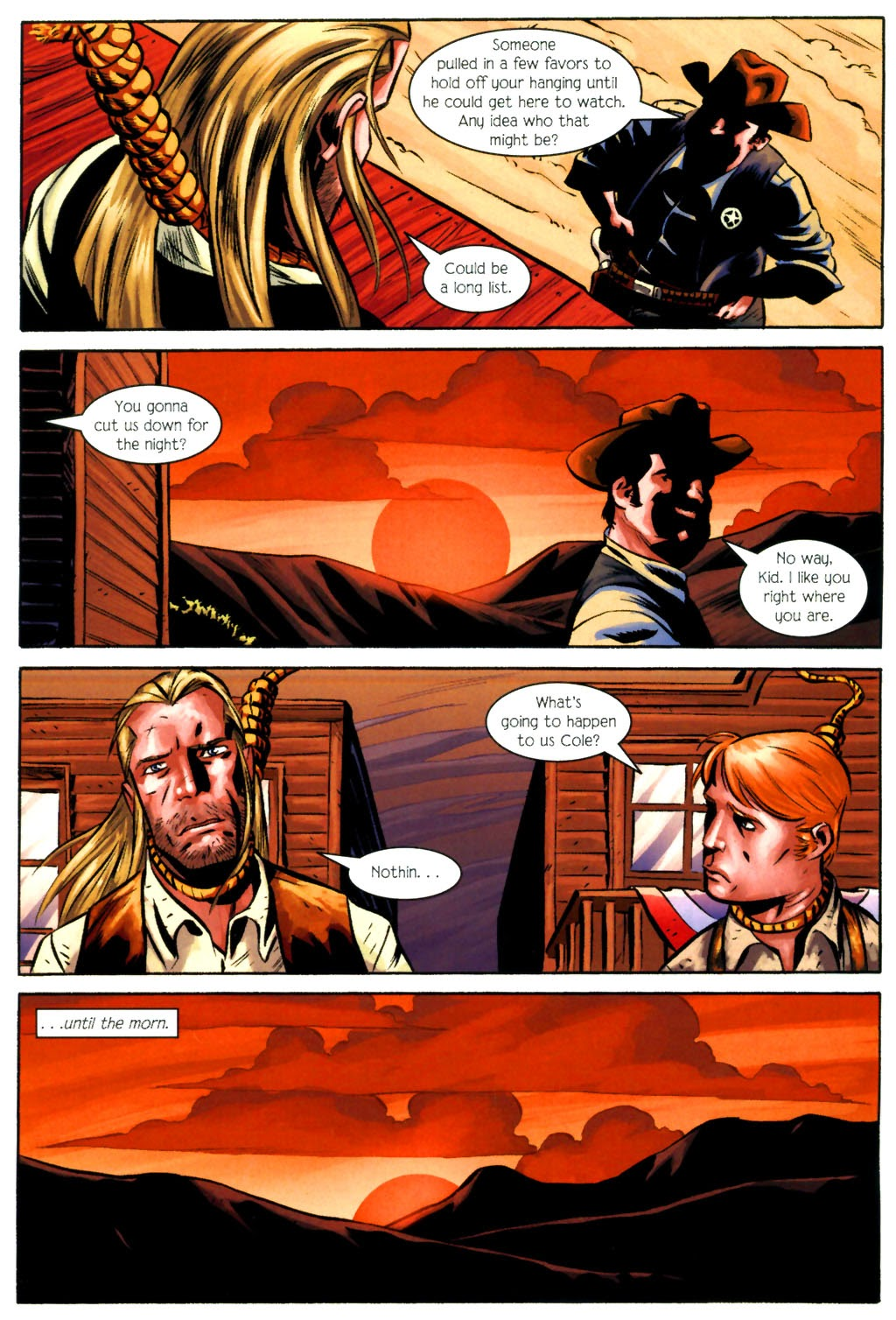 Read online The Ballad of Sleeping Beauty comic -  Issue #1 - 8