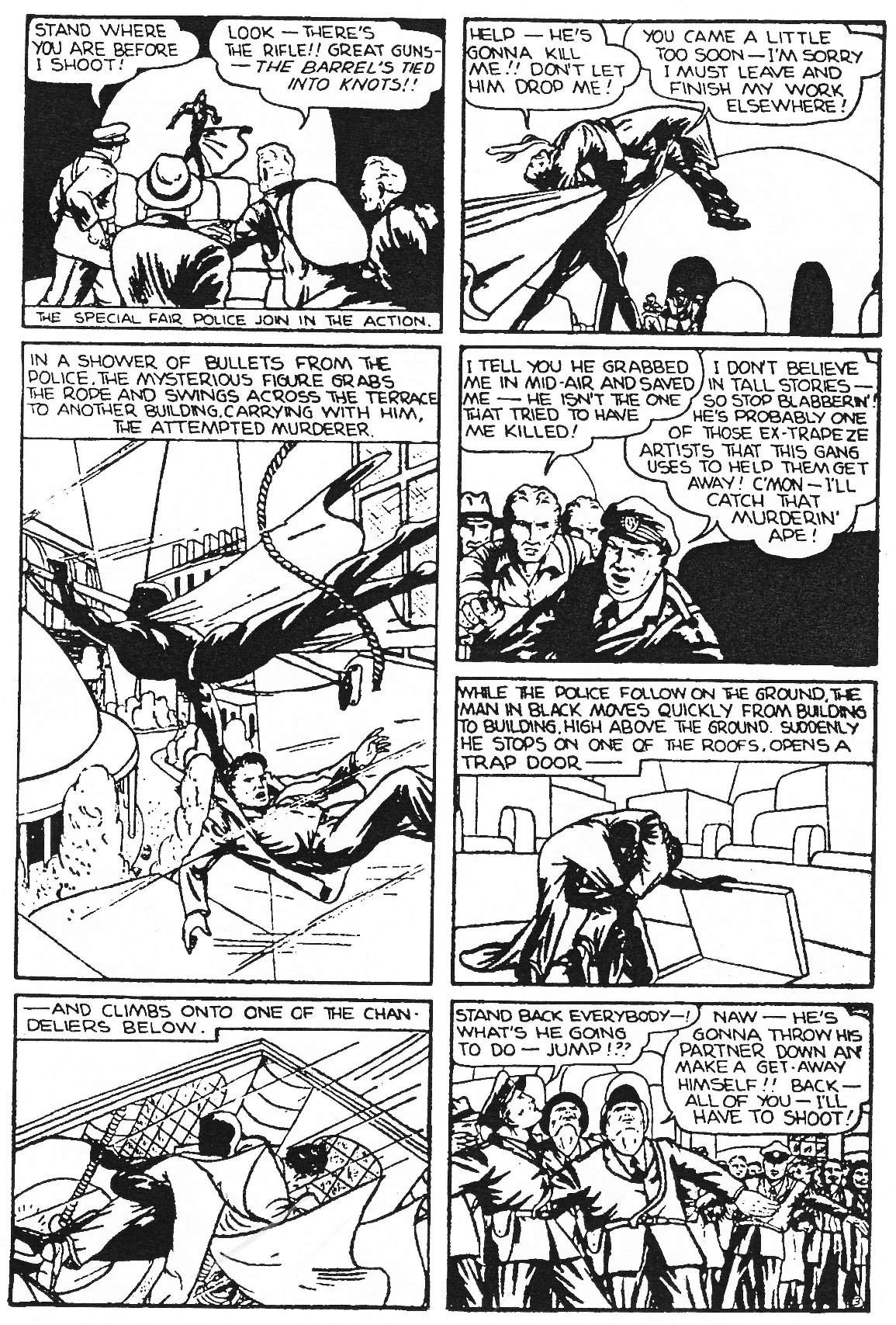Read online Men of Mystery Comics comic -  Issue #83 - 7