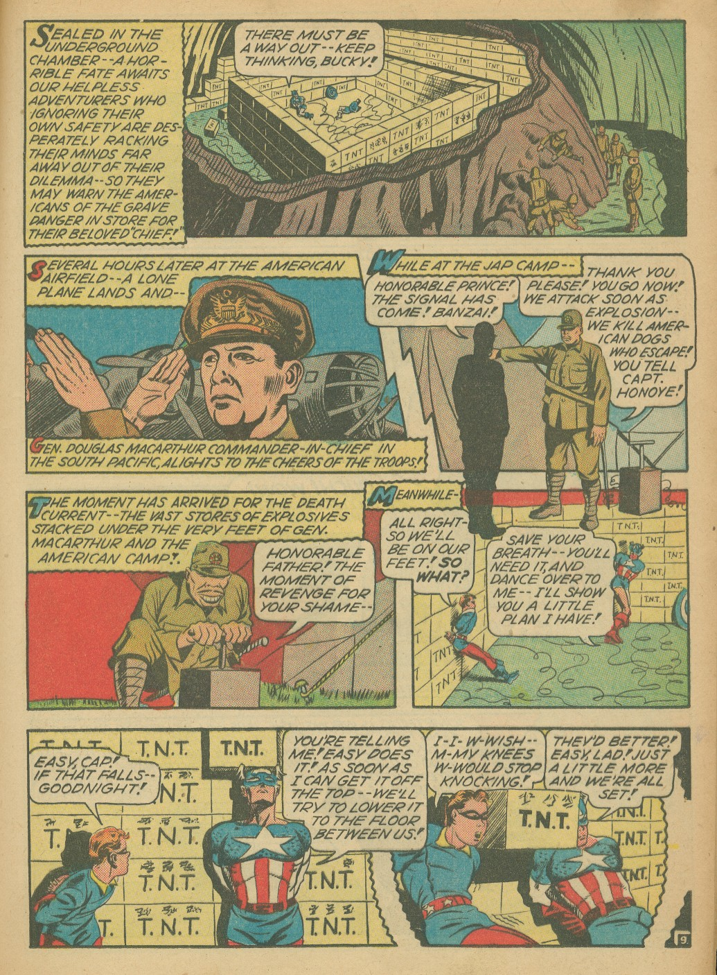 Read online All-Winners Comics comic -  Issue #8 - 25