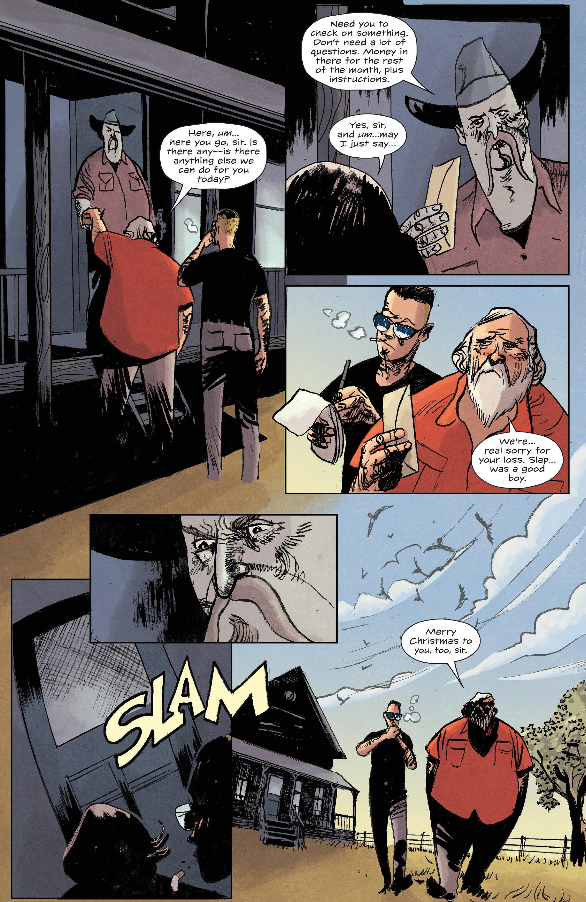 Read online Redneck comic -  Issue #2 - 5