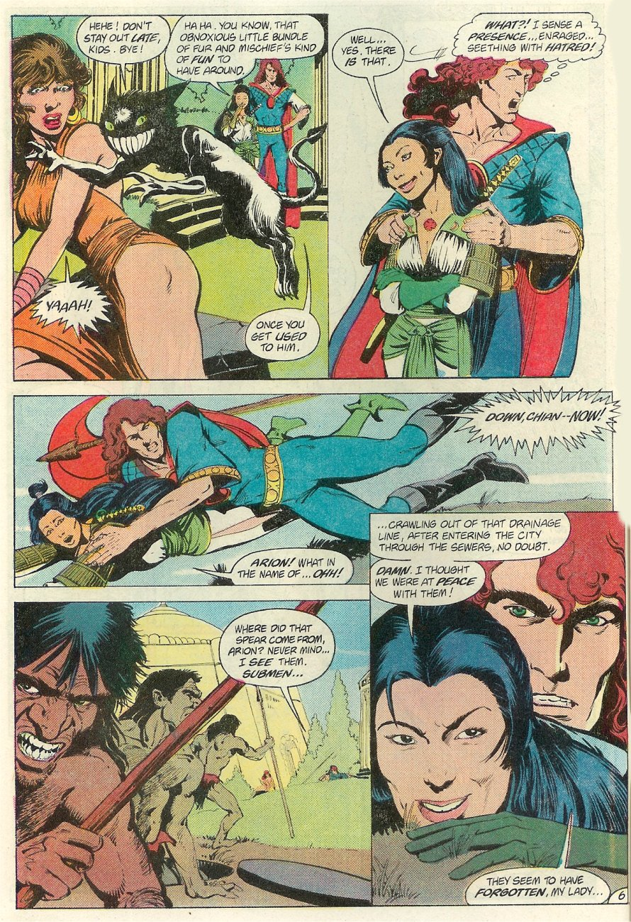 Read online Arion, Lord of Atlantis comic -  Issue #Arion, Lord of Atlantis _Special 1 - 7