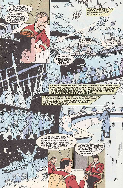 Read online Star Trek (1989) comic -  Issue # Annual 3 - 11