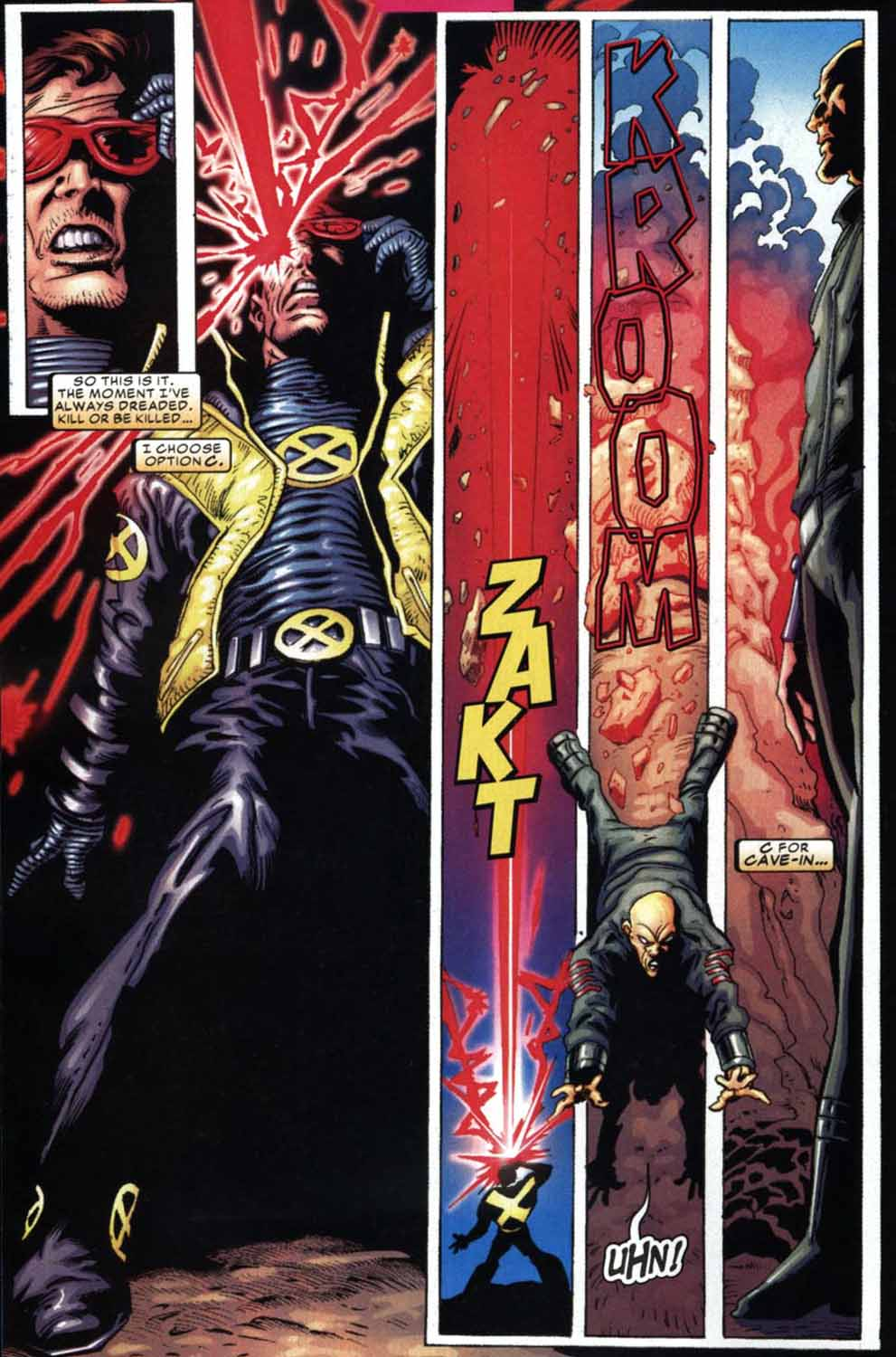 Read online Cyclops (2001) comic -  Issue #2 - 22