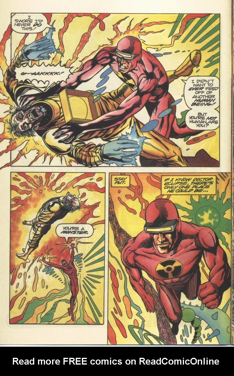 Read online Solar, Man of the Atom comic -  Issue #37 - 8