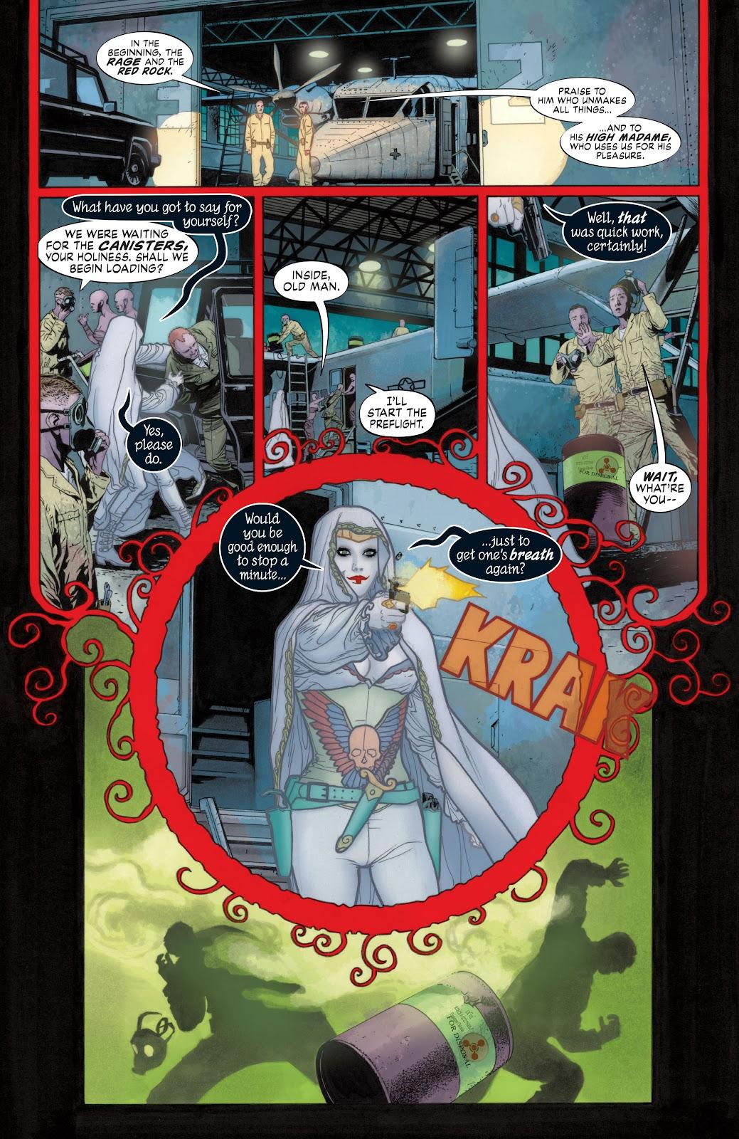 Read online Detective Comics (1937) comic -  Issue # _TPB Batwoman – Elegy (New Edition) (Part 1) - 70