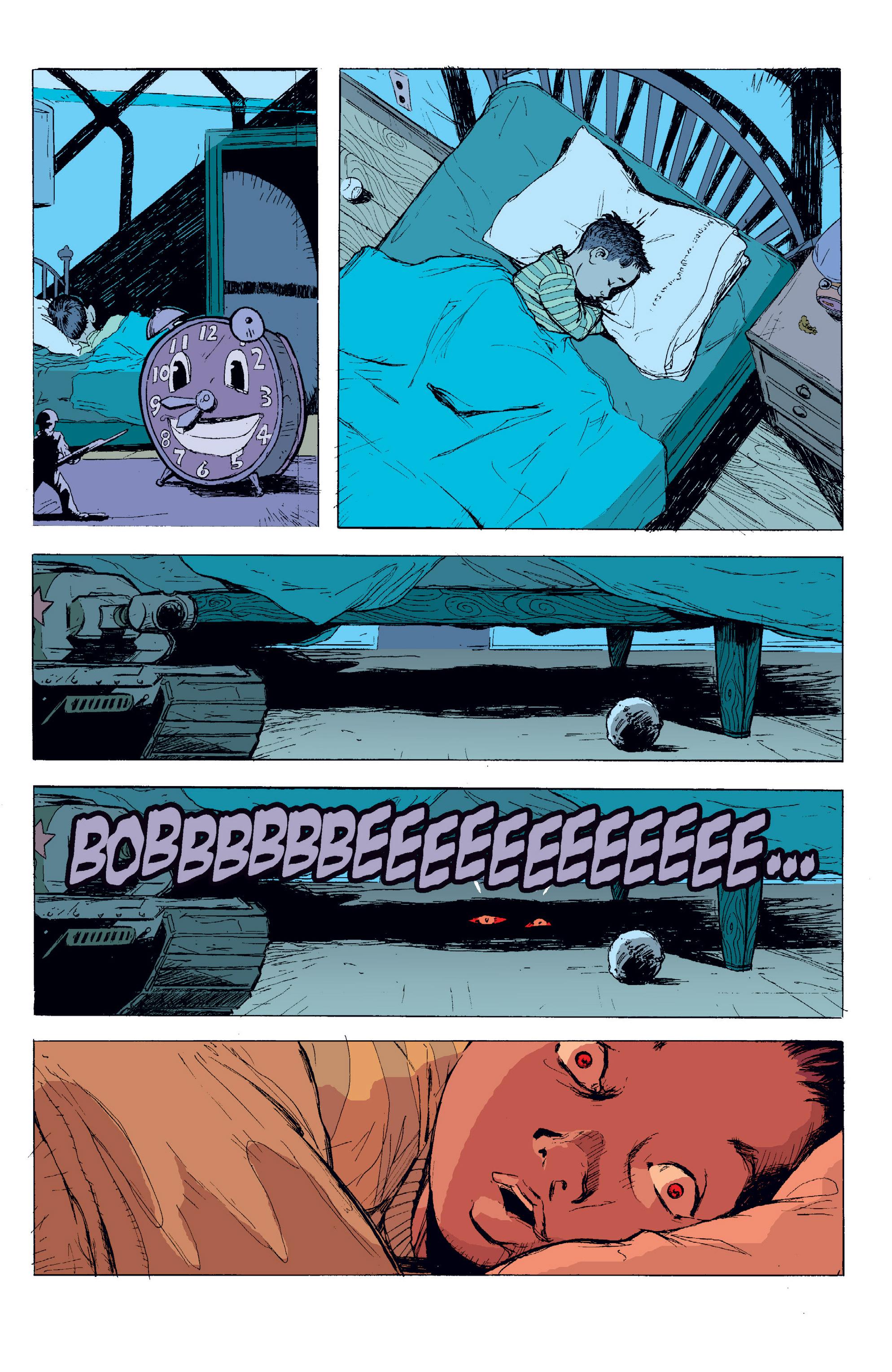 Read online B.P.R.D. (2003) comic -  Issue # TPB 2 - 84