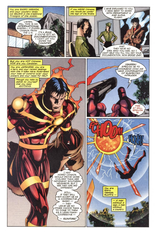 Read online Alpha Flight (1997) comic -  Issue #1 - 19