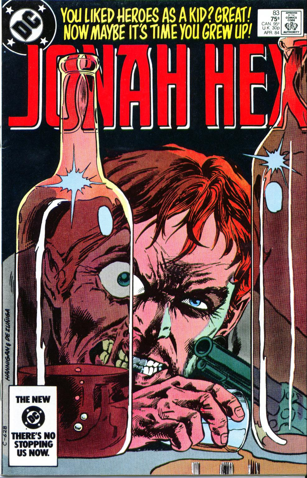 Jonah Hex (1977) 83 Page 1