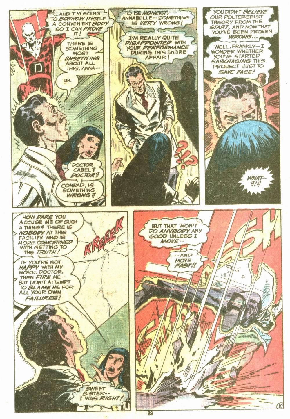 Read online Adventure Comics (1938) comic -  Issue #464 - 23