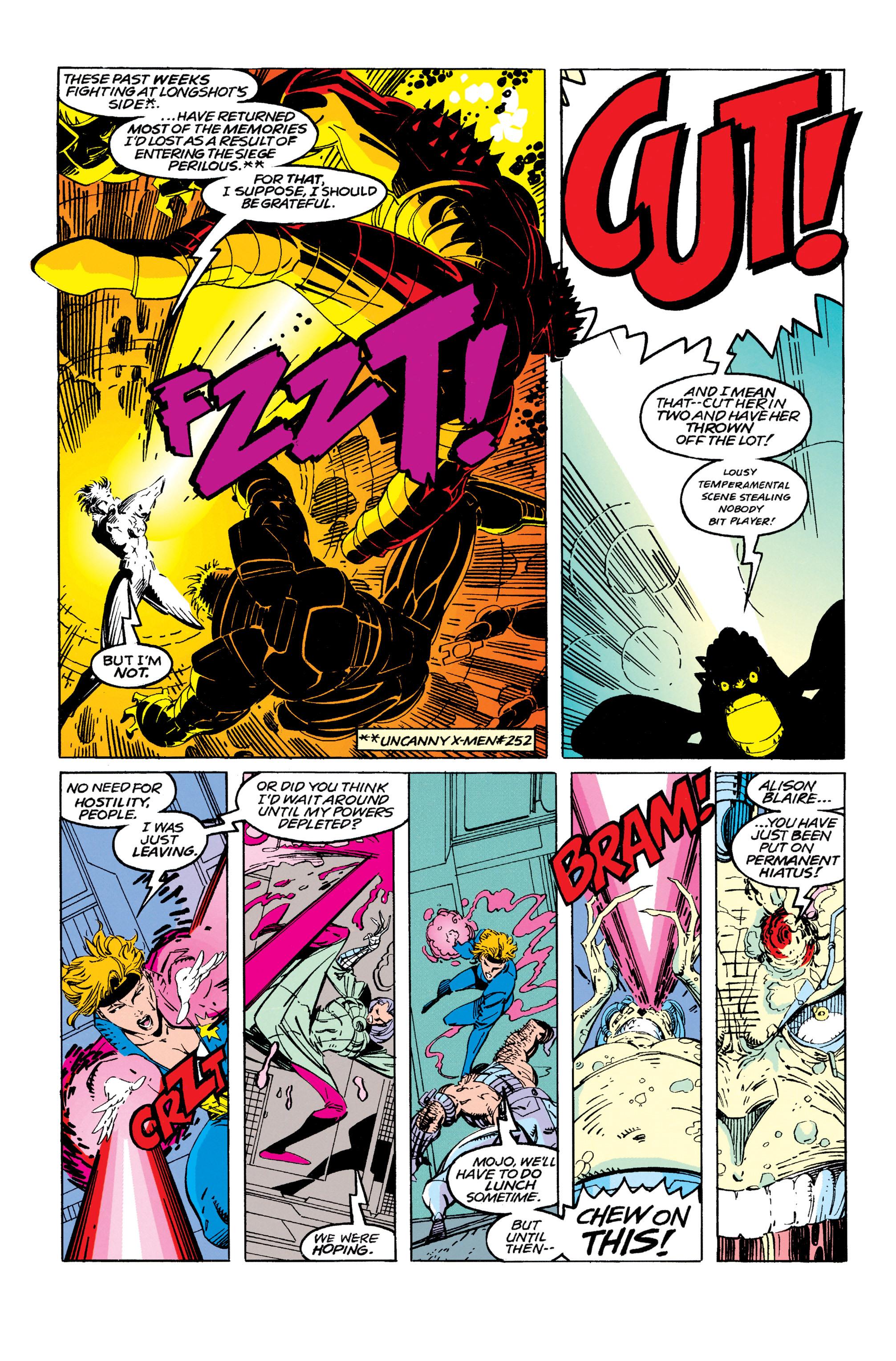X-Men (1991) 10 Page 11