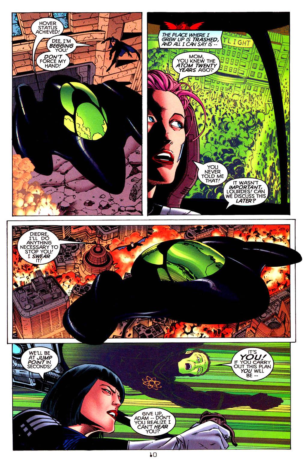 Read online Tangent Comics/ Doom Patrol comic -  Issue # Full - 11