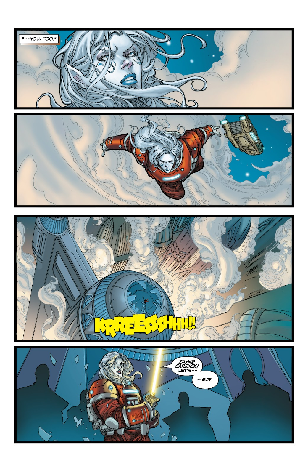 Read online Star Wars Legends: The Old Republic - Epic Collection comic -  Issue # TPB 3 (Part 1) - 61