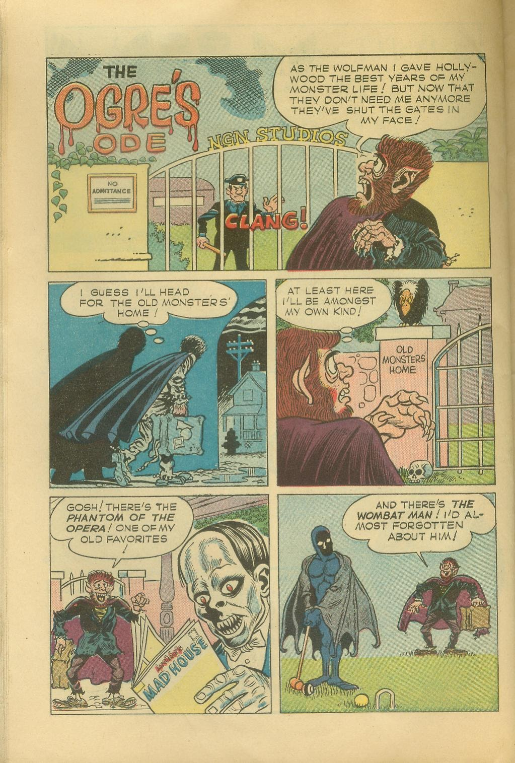 Read online Tales Calculated to Drive You Bats comic -  Issue #1 - 27