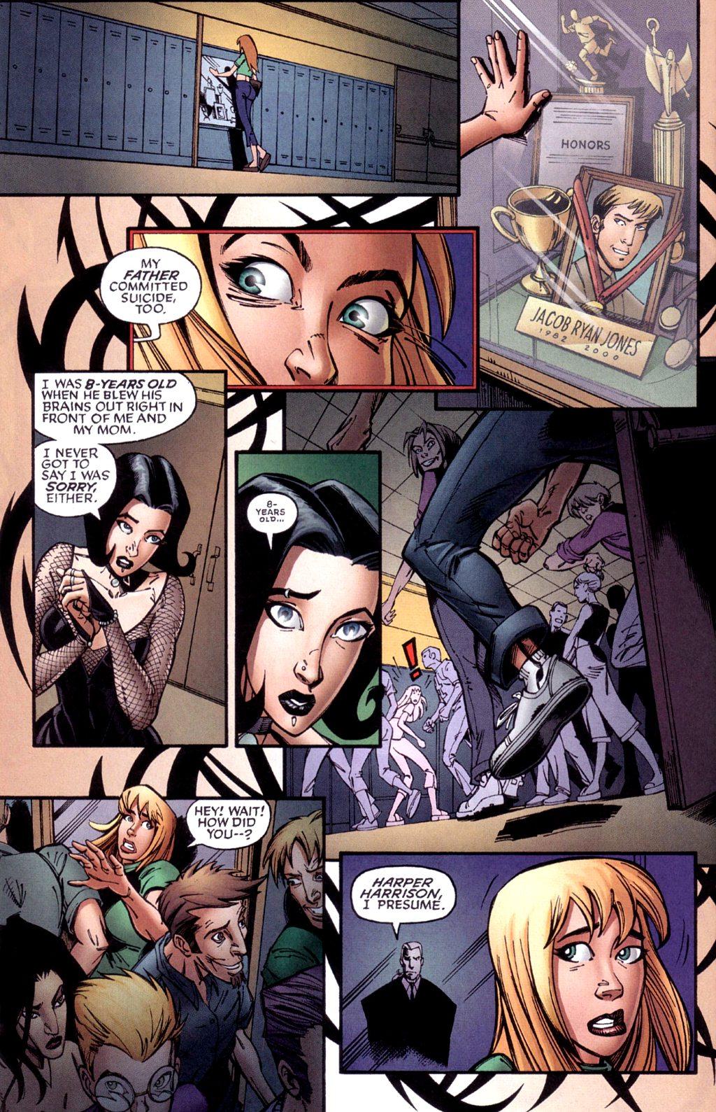 Read online Jezebelle comic -  Issue #1 - 7