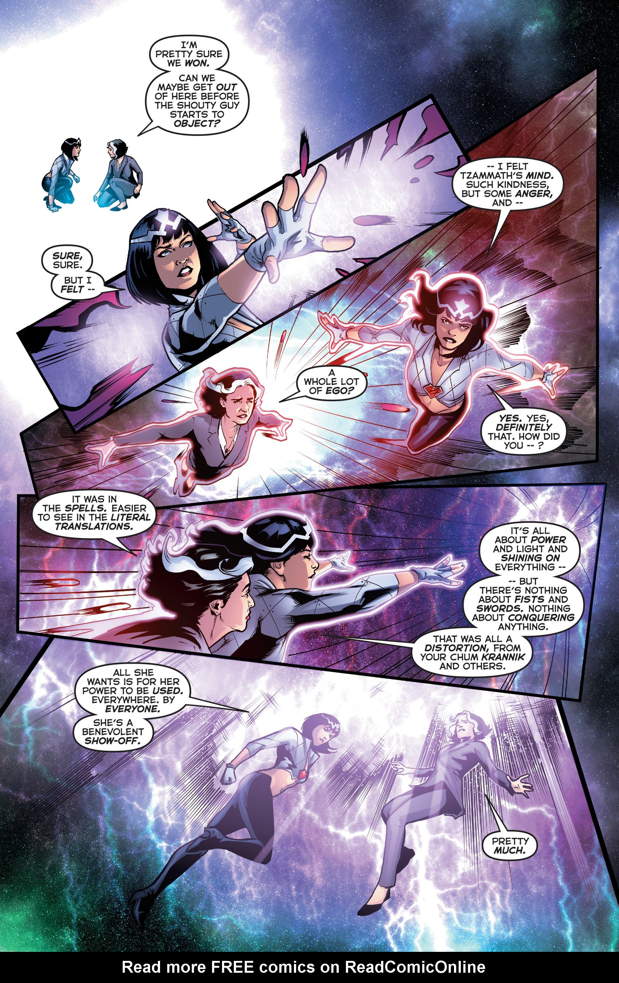 Read online Astro City comic -  Issue #40 - 23
