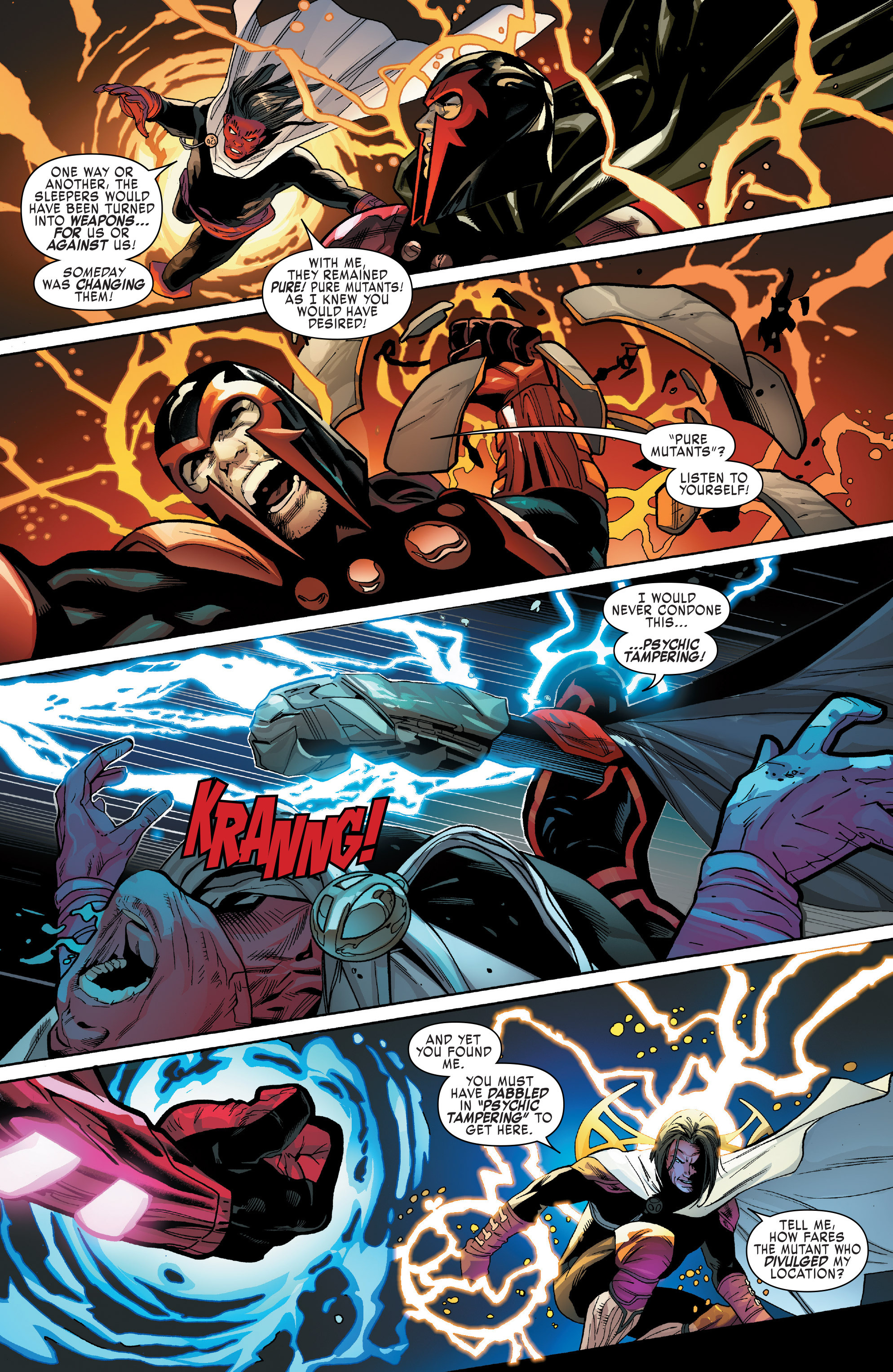 Read online Uncanny X-Men (2016) comic -  Issue #14 - 13