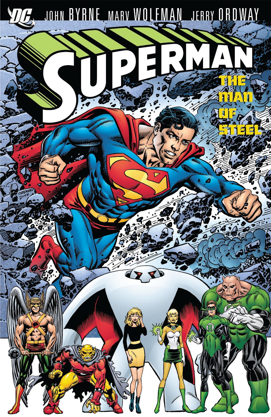 Superman: The Man of Steel (2003) issue TPB 3 - Page 1