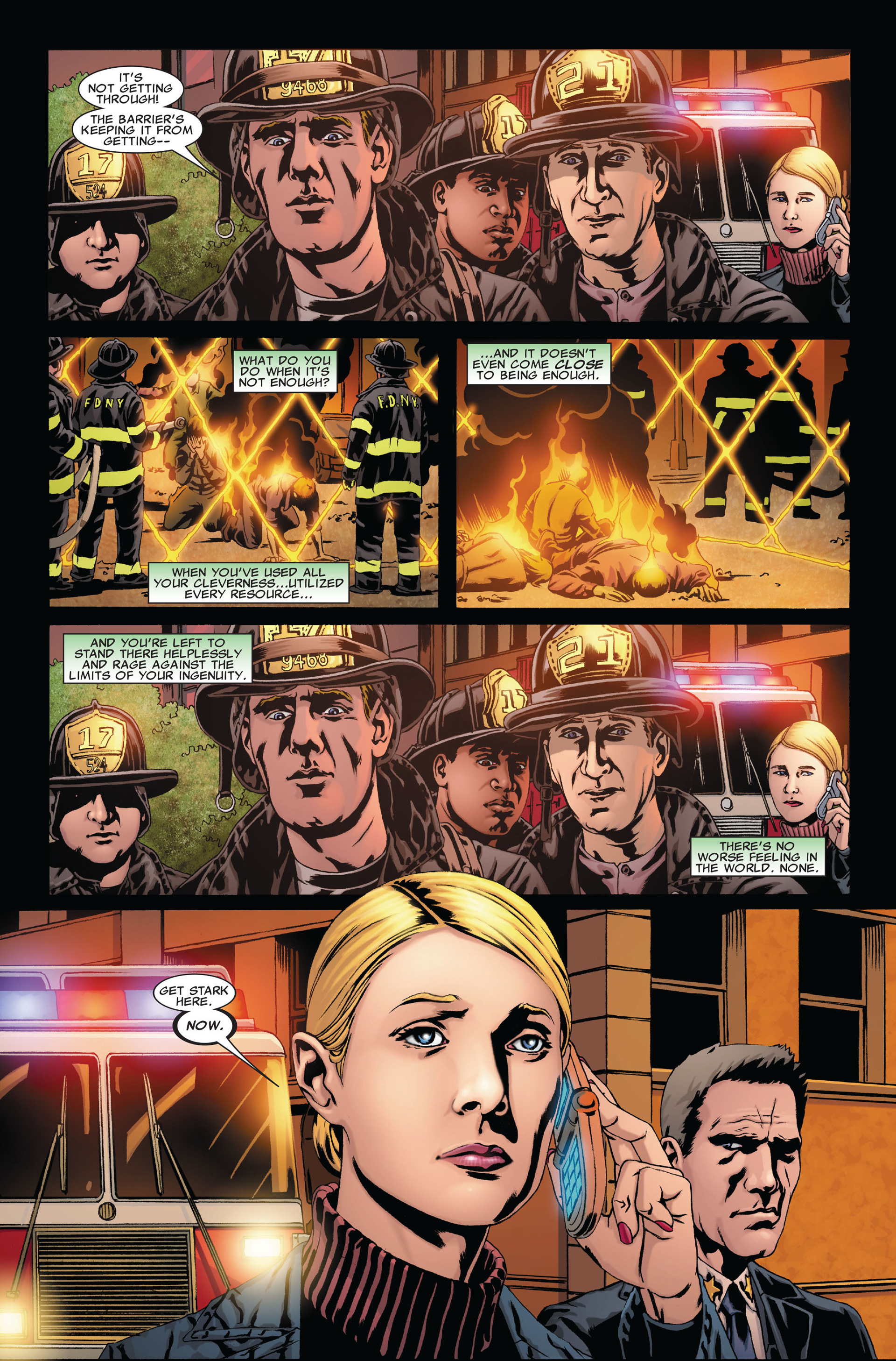 Read online X-Factor (2006) comic -  Issue #31 - 11