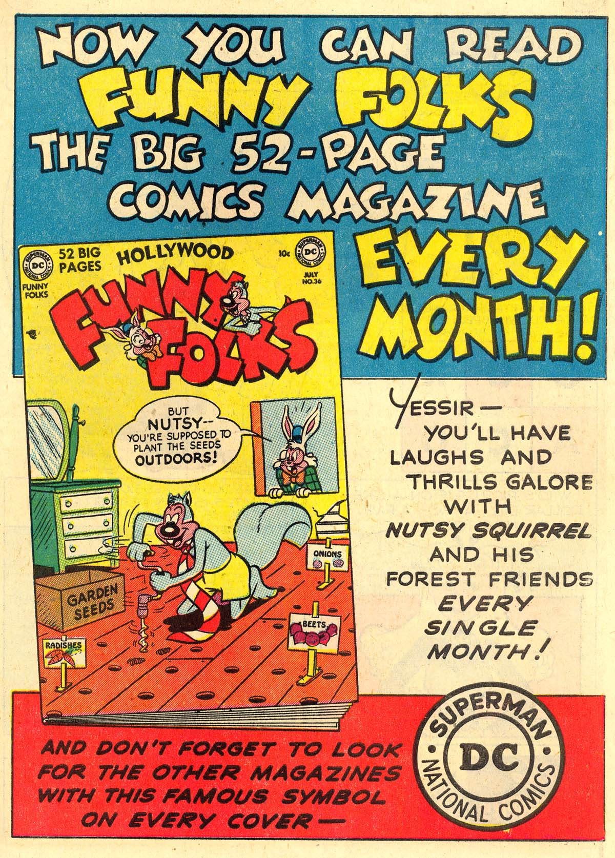 Read online Animal Antics comic -  Issue #33 - 41